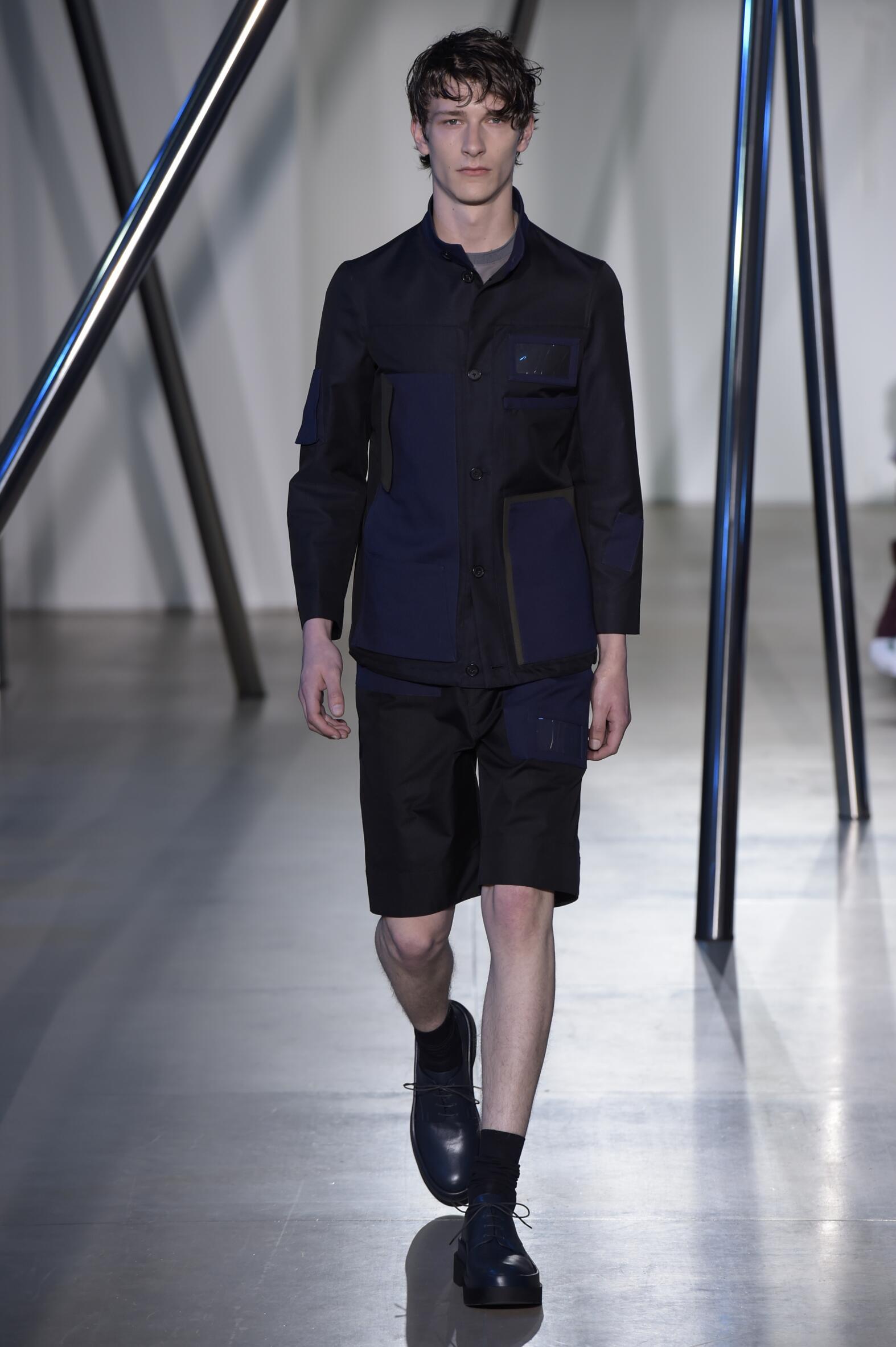 Runway Jil Sander Spring Summer 2016 Men's Collection Milan Fashion Week