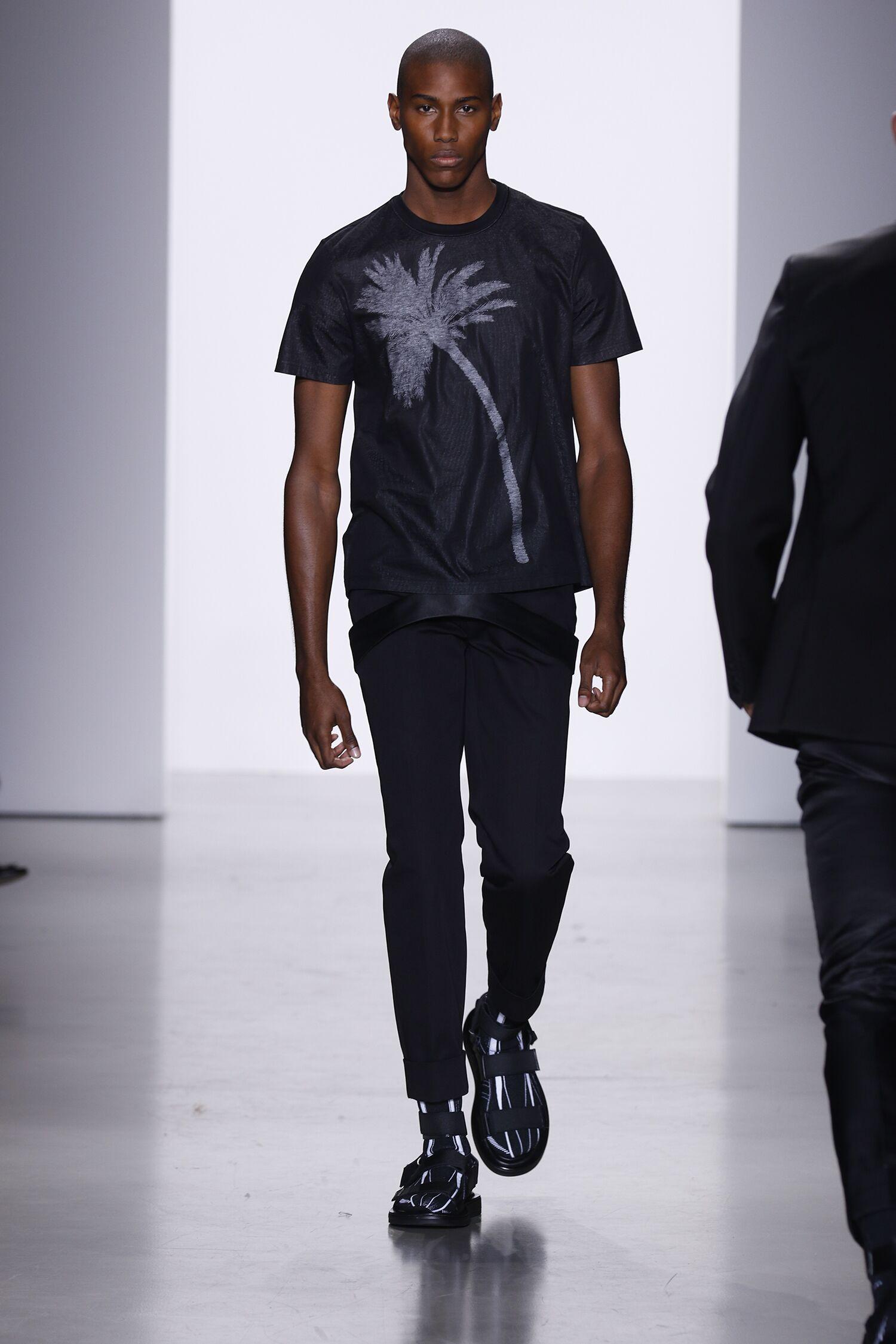 SS 2016 Calvin Klein Collection Fashion Show