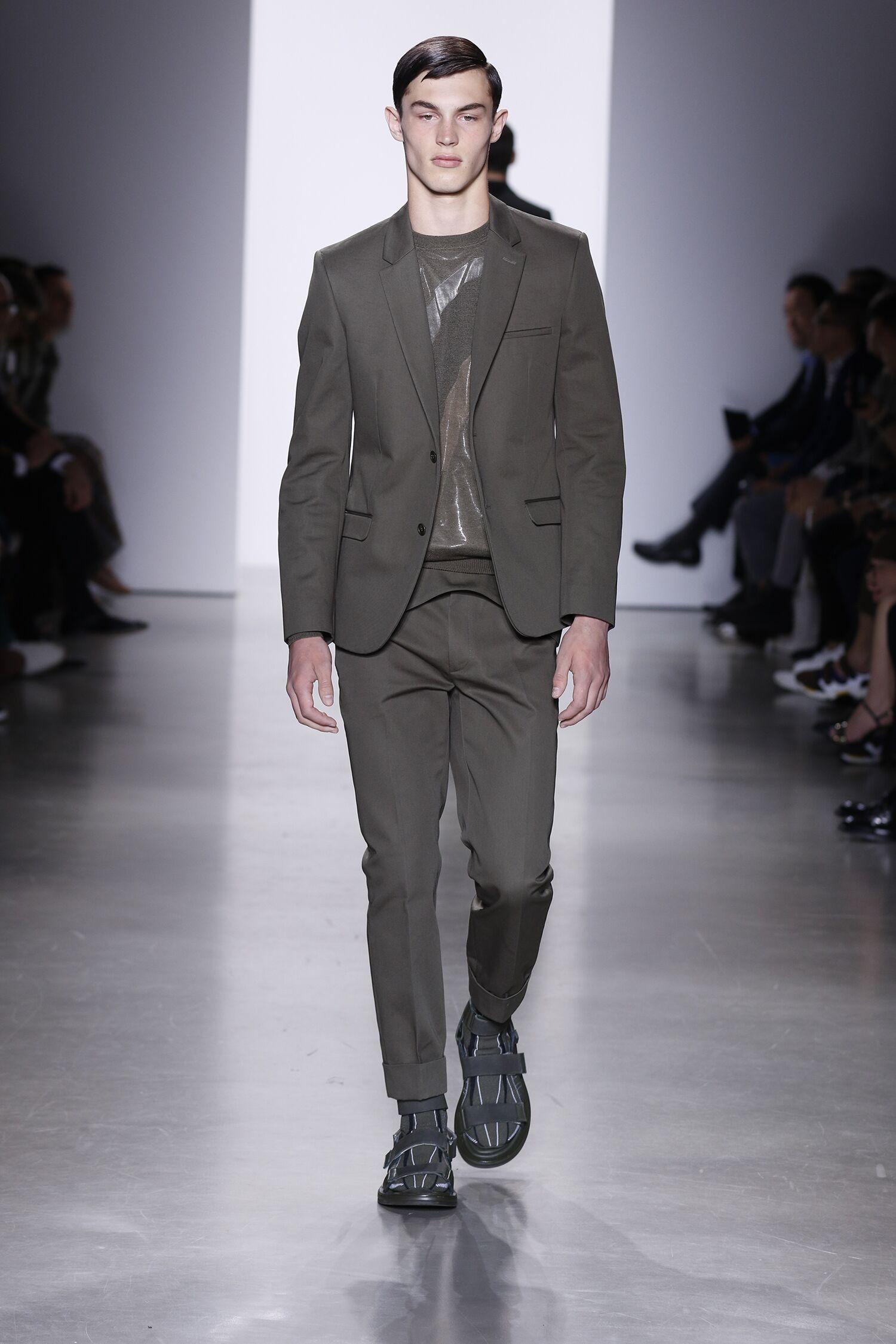 Spring 2016 Fashion Trends Calvin Klein Collection