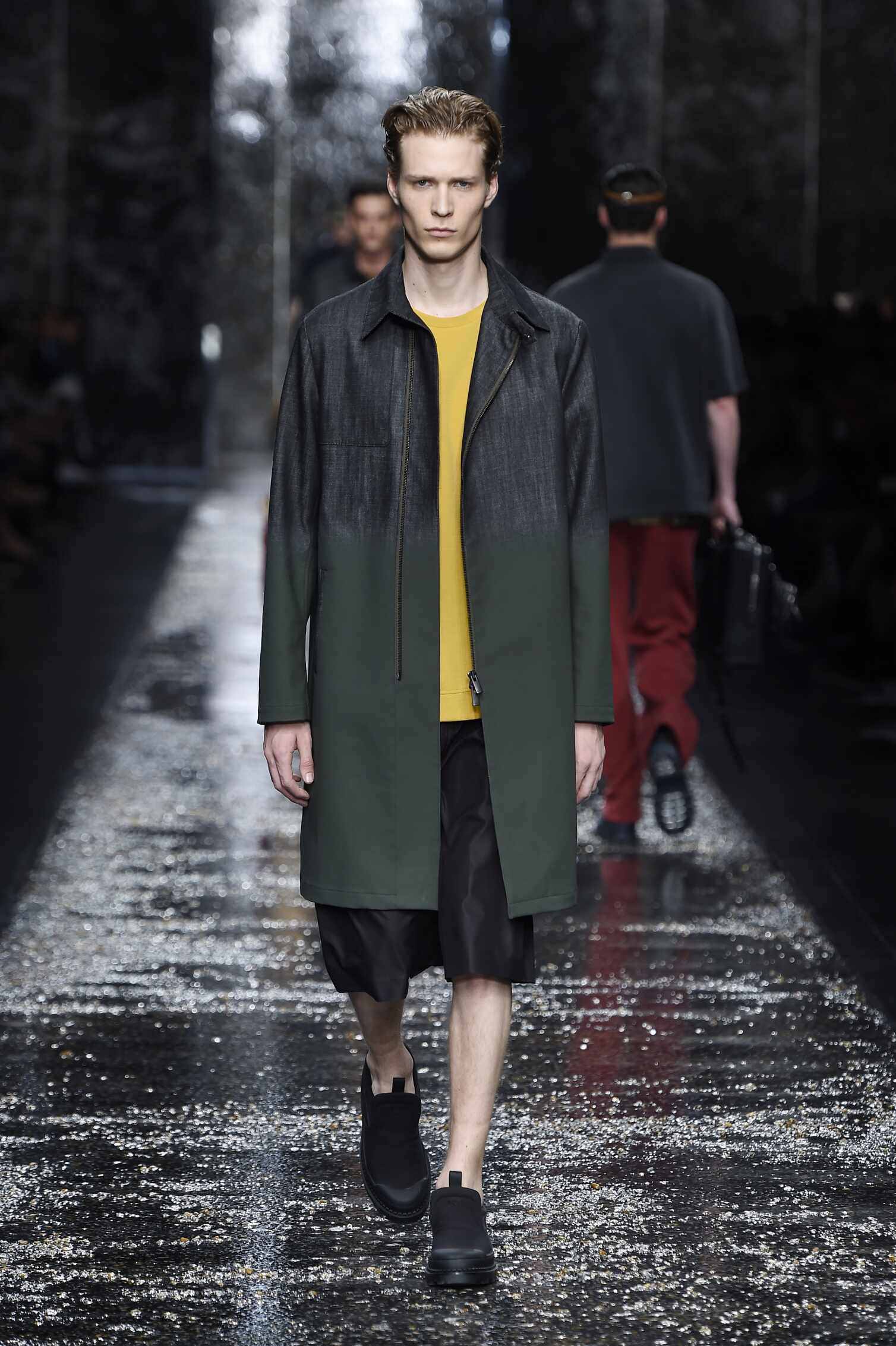 Spring 2016 Fashion Trends Fendi Collection