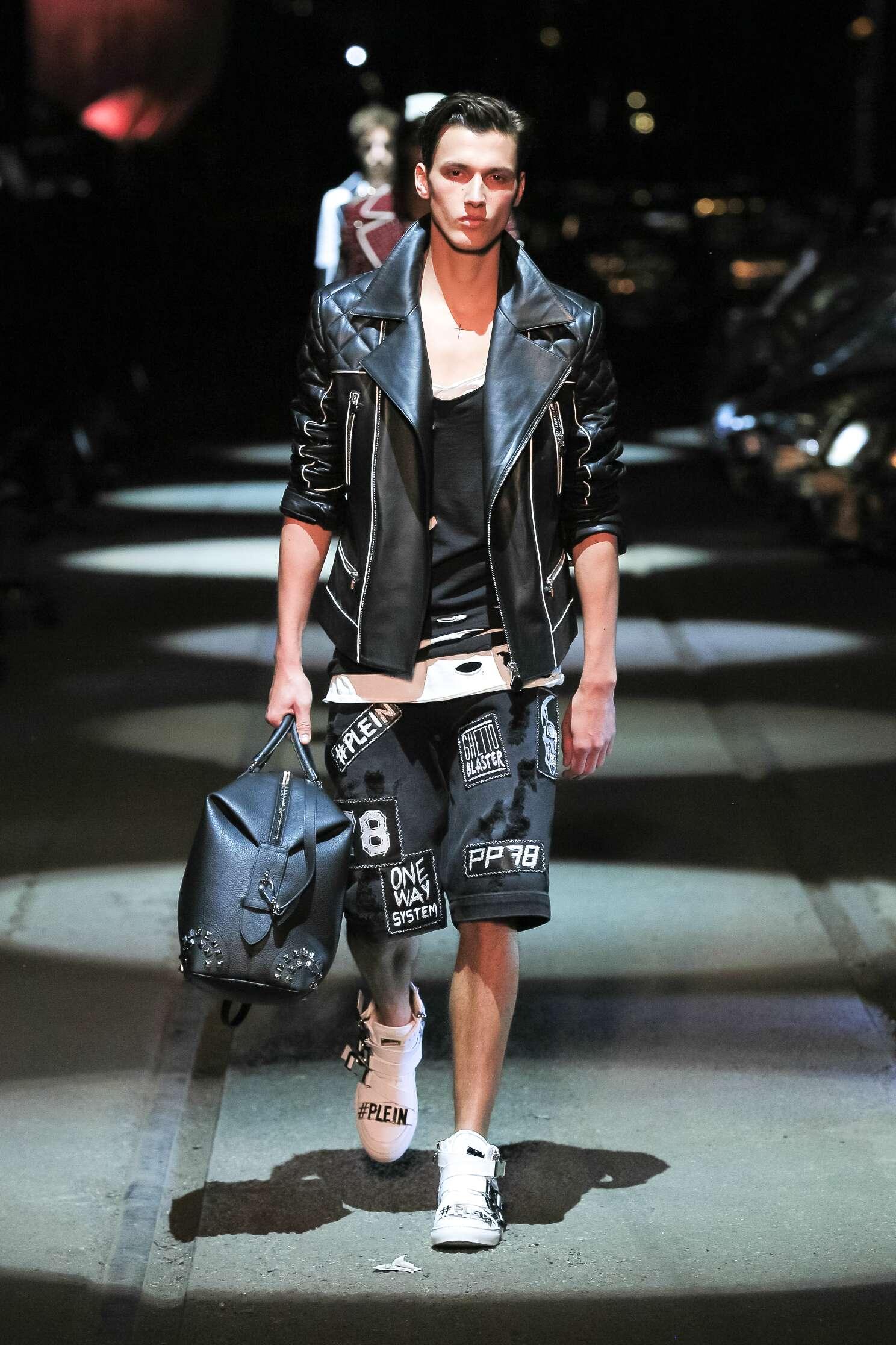 Spring 2016 Fashion Trends Philipp Plein Collection