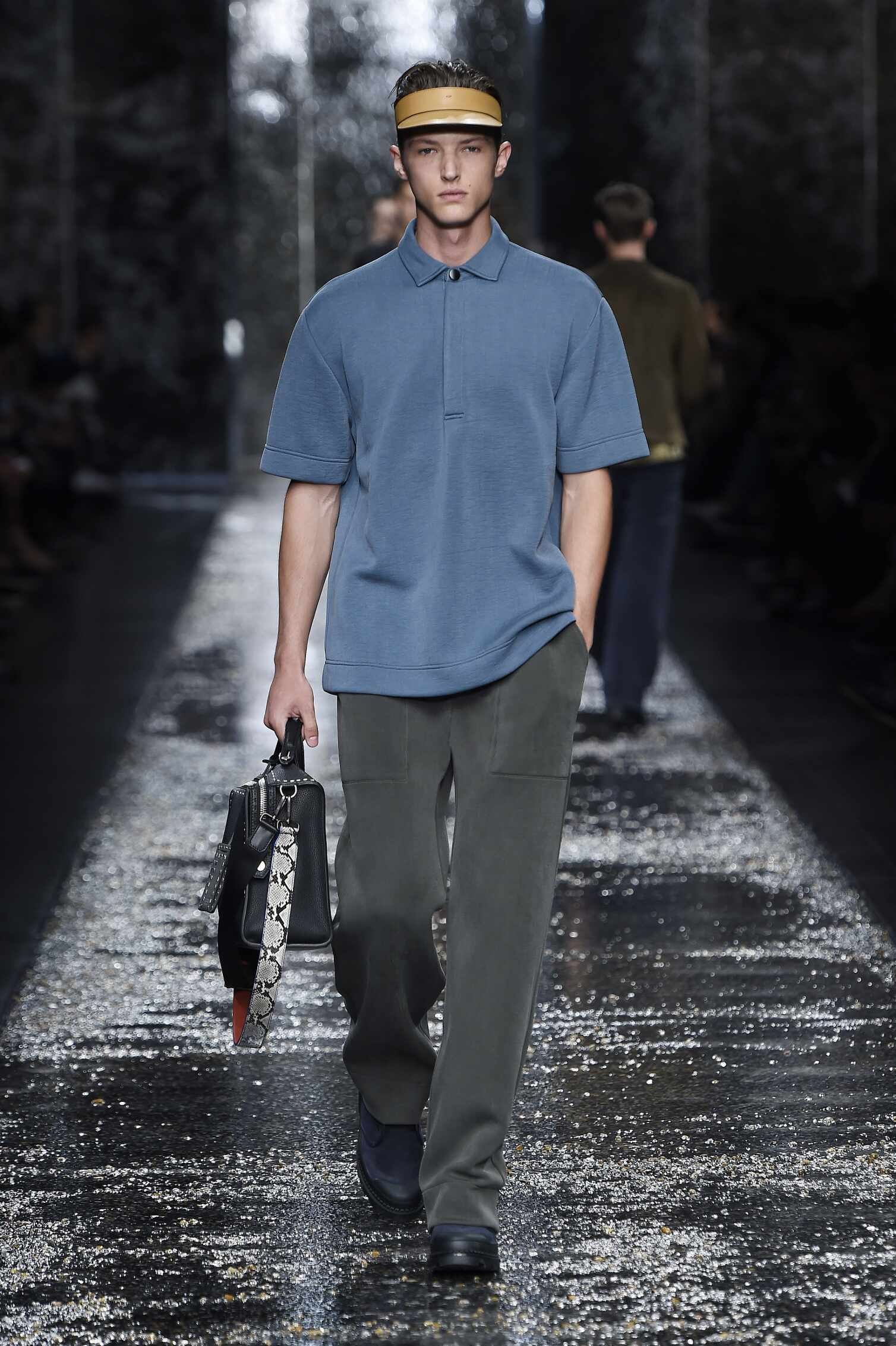Spring 2016 Men Fashion Show Fendi Collection