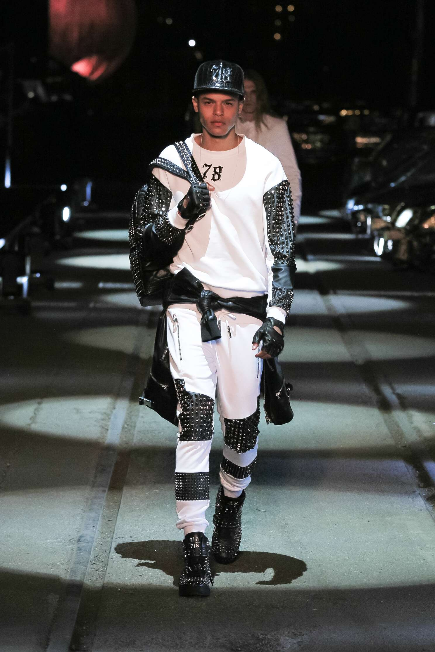 Spring 2016 Men Fashion Show Philipp Plein Collection