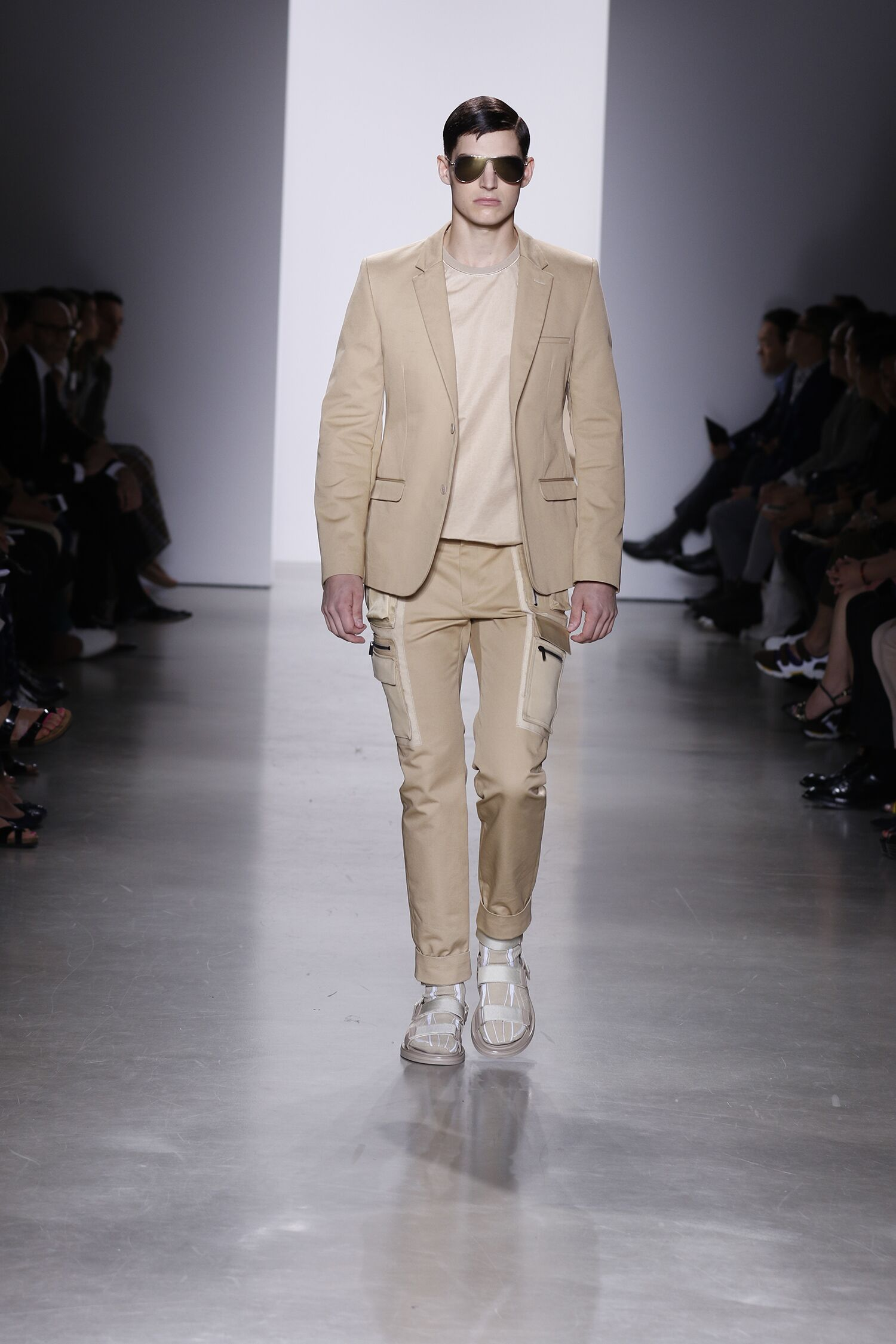 Spring Fashion 2016 Calvin Klein Collection