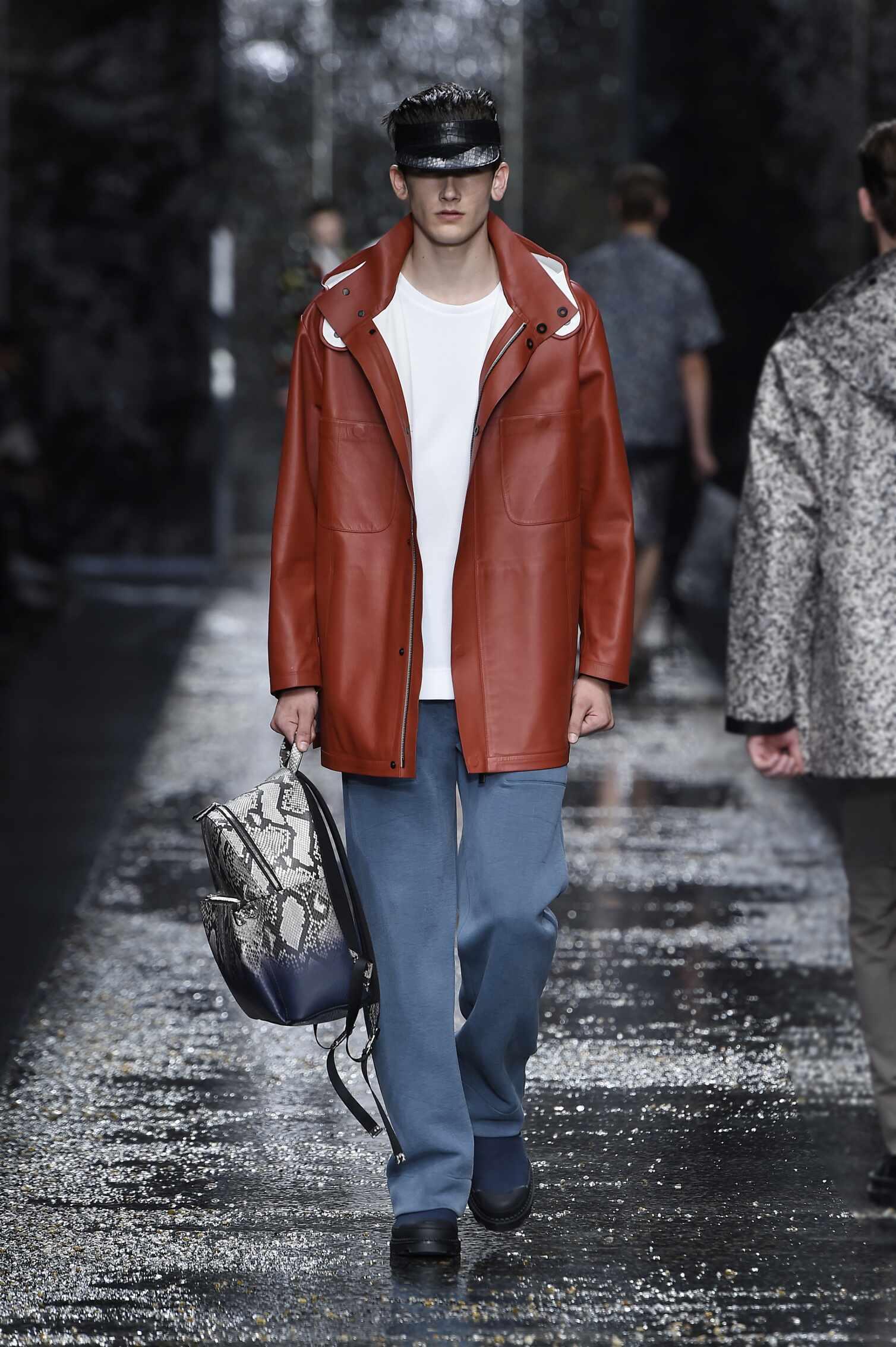 Spring Fashion 2016 Fendi Collection