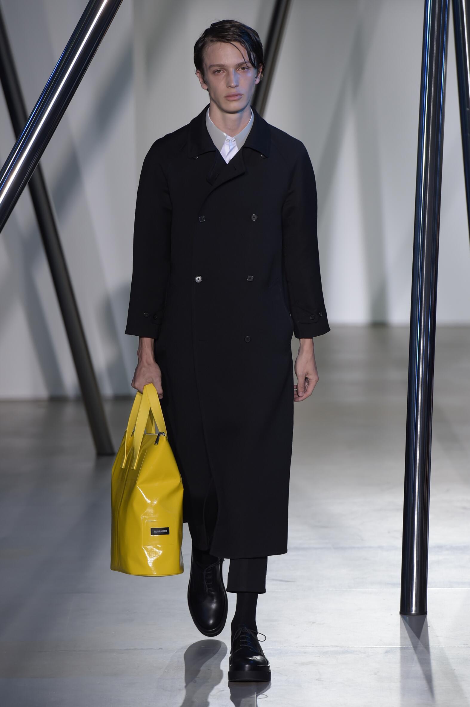 Spring Fashion 2016 Jil Sander Collection
