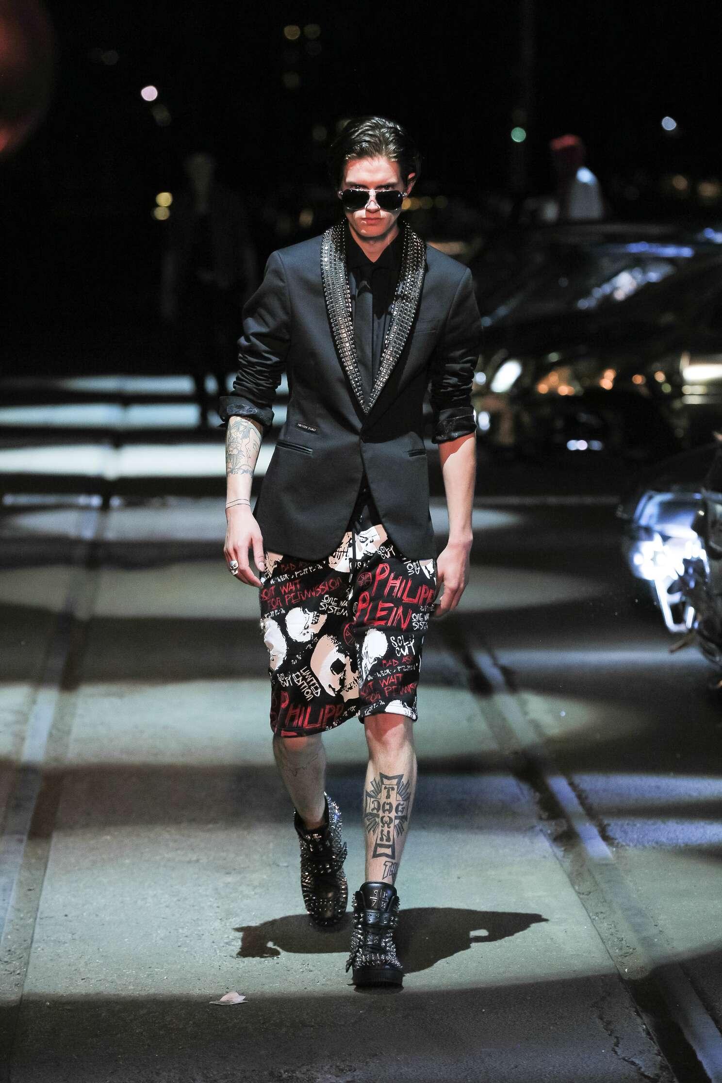 Spring Fashion 2016 Philipp Plein Collection