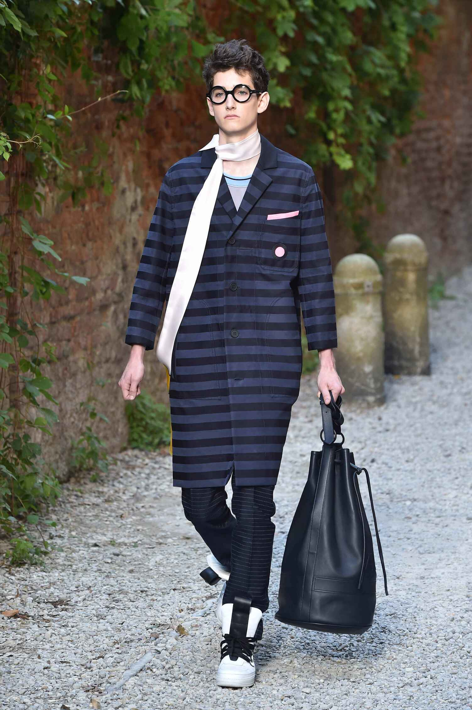 Spring Fashion Man Andrea Pompilio Collection