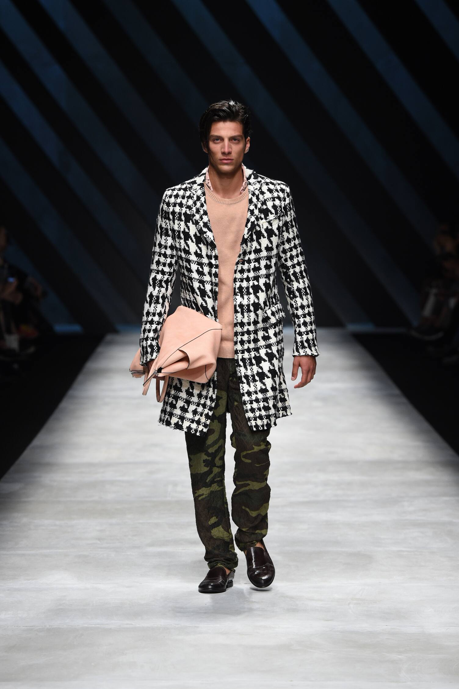 Spring Fashion Man Ermanno Scervino Collection