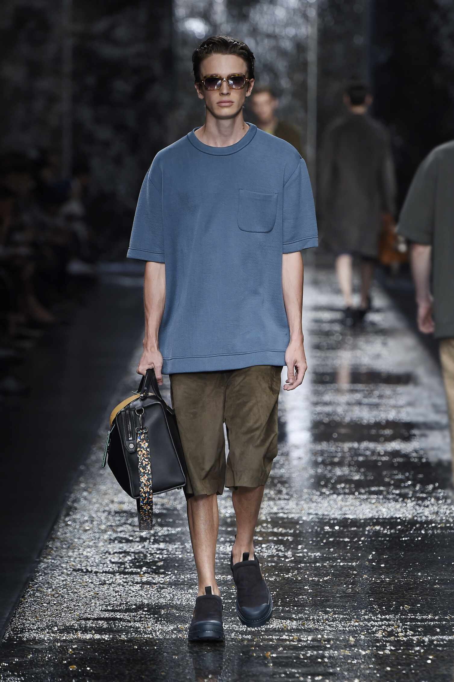 Spring Summer 2016 Fashion Collection Fendi