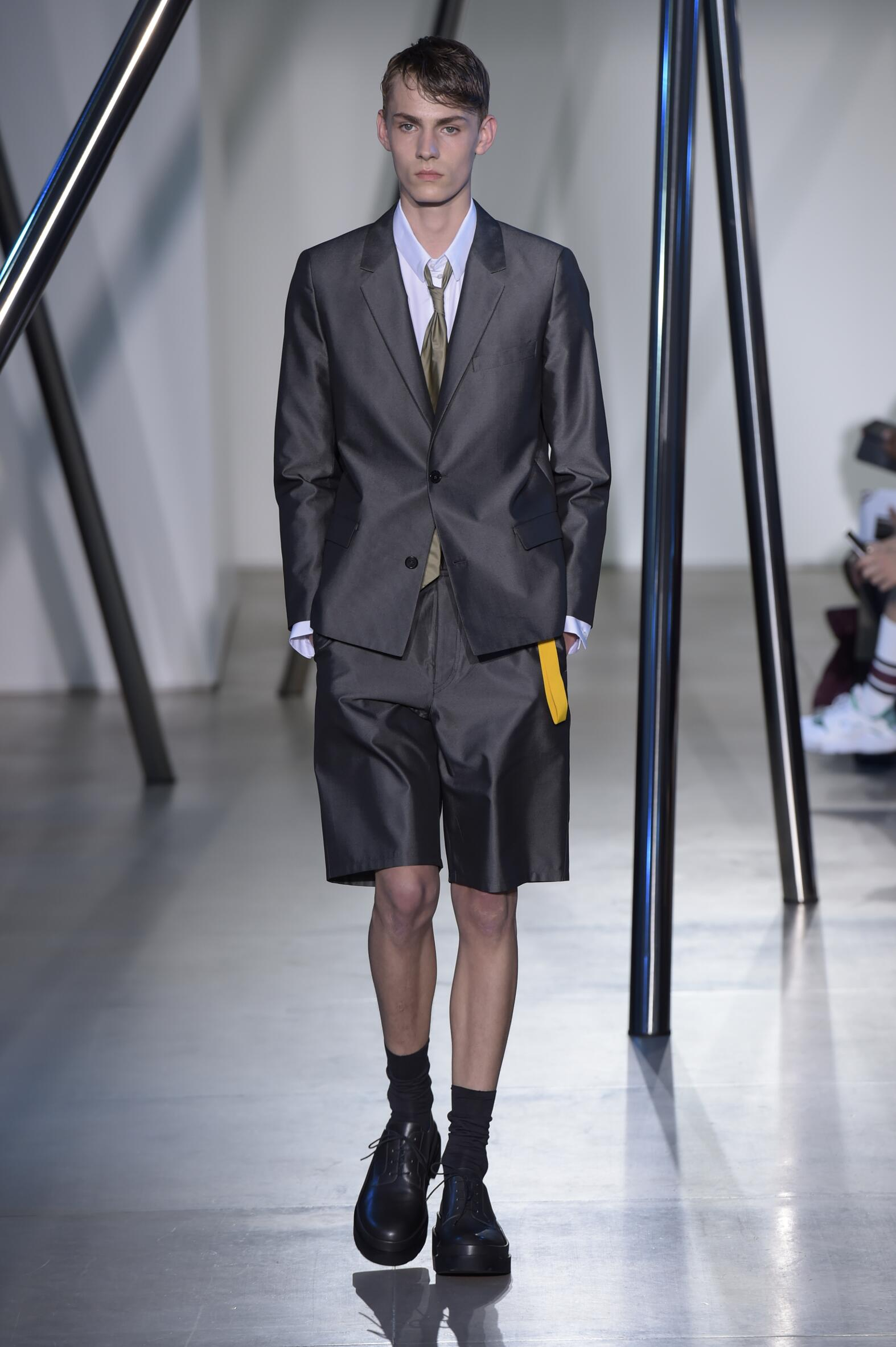 Spring Summer 2016 Fashion Collection Jil Sander