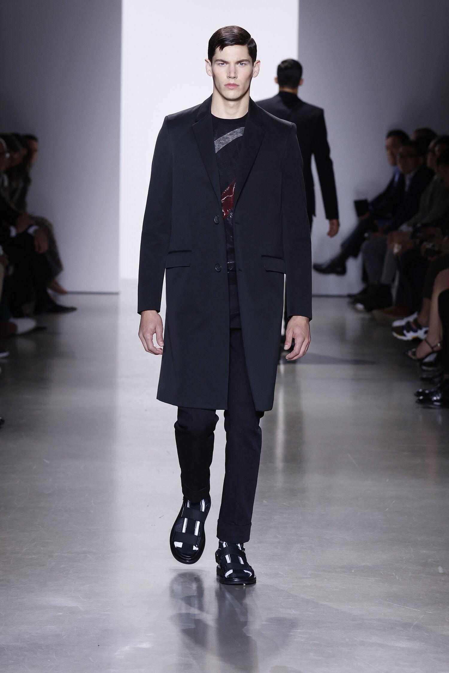 Style Men Calvin Klein Collection
