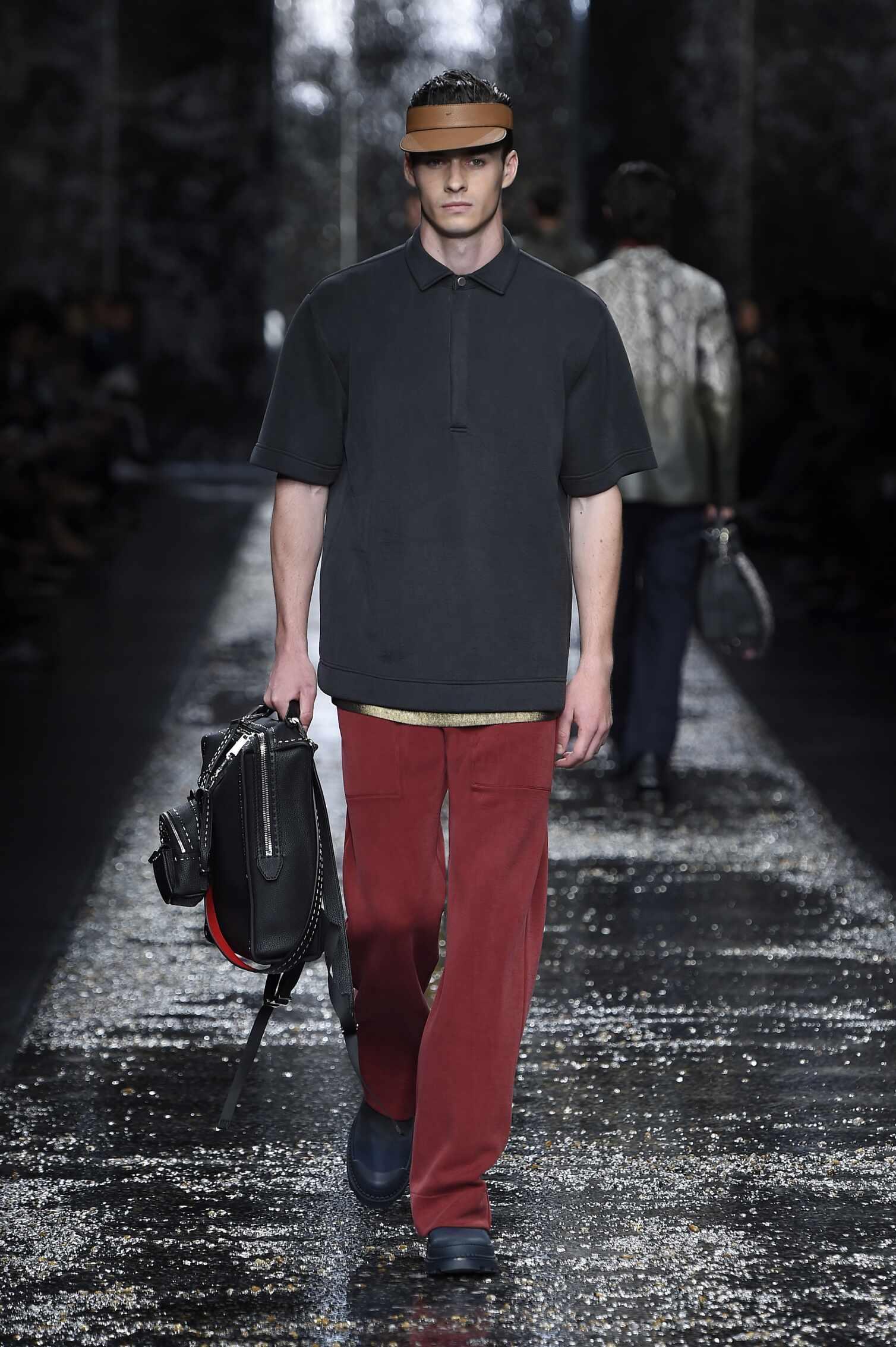 Style Men Fendi Collection