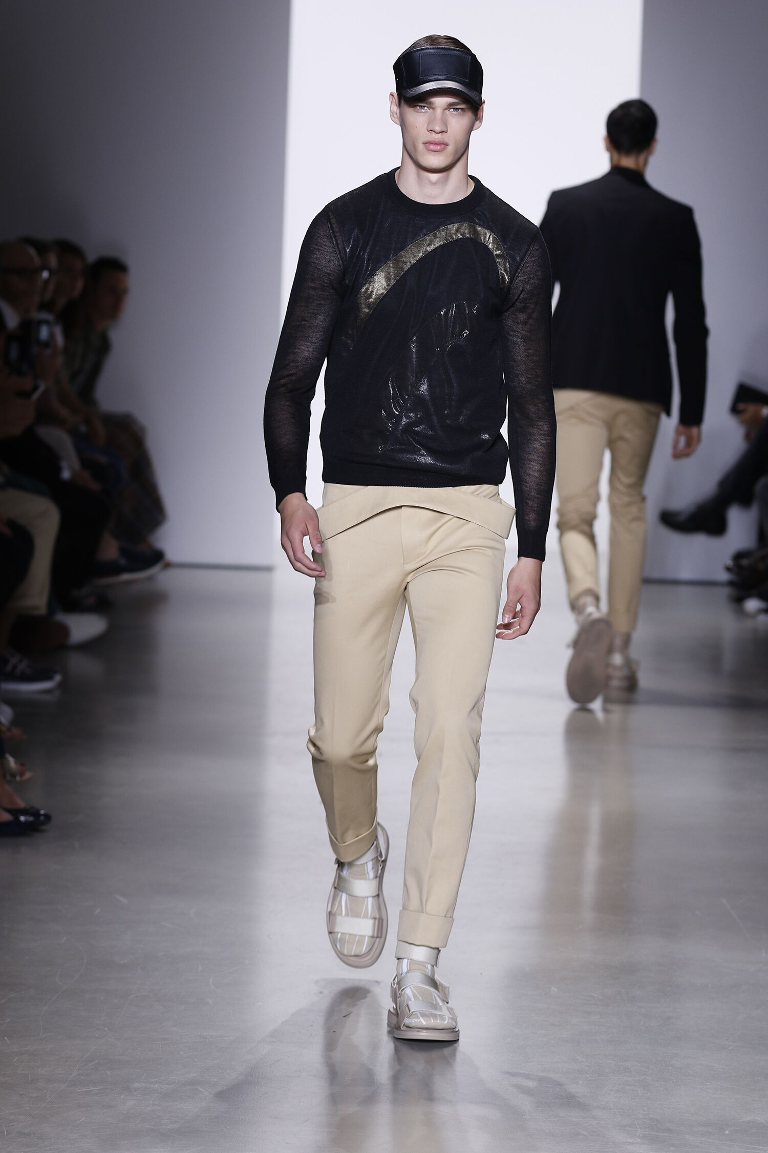 Summer 2016 Fashion Show Calvin Klein Collection