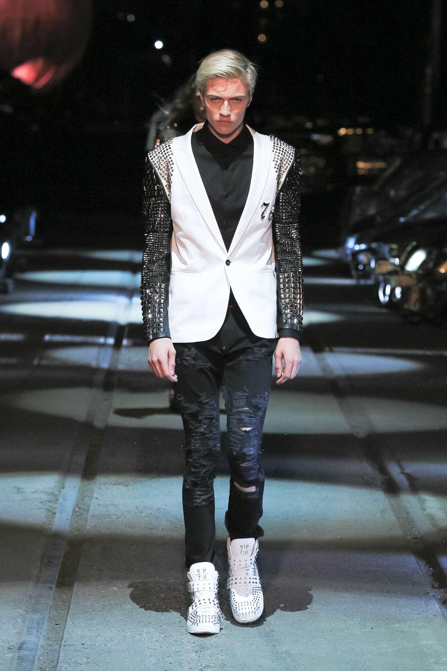 Summer 2016 Fashion Show Philipp Plein Collection