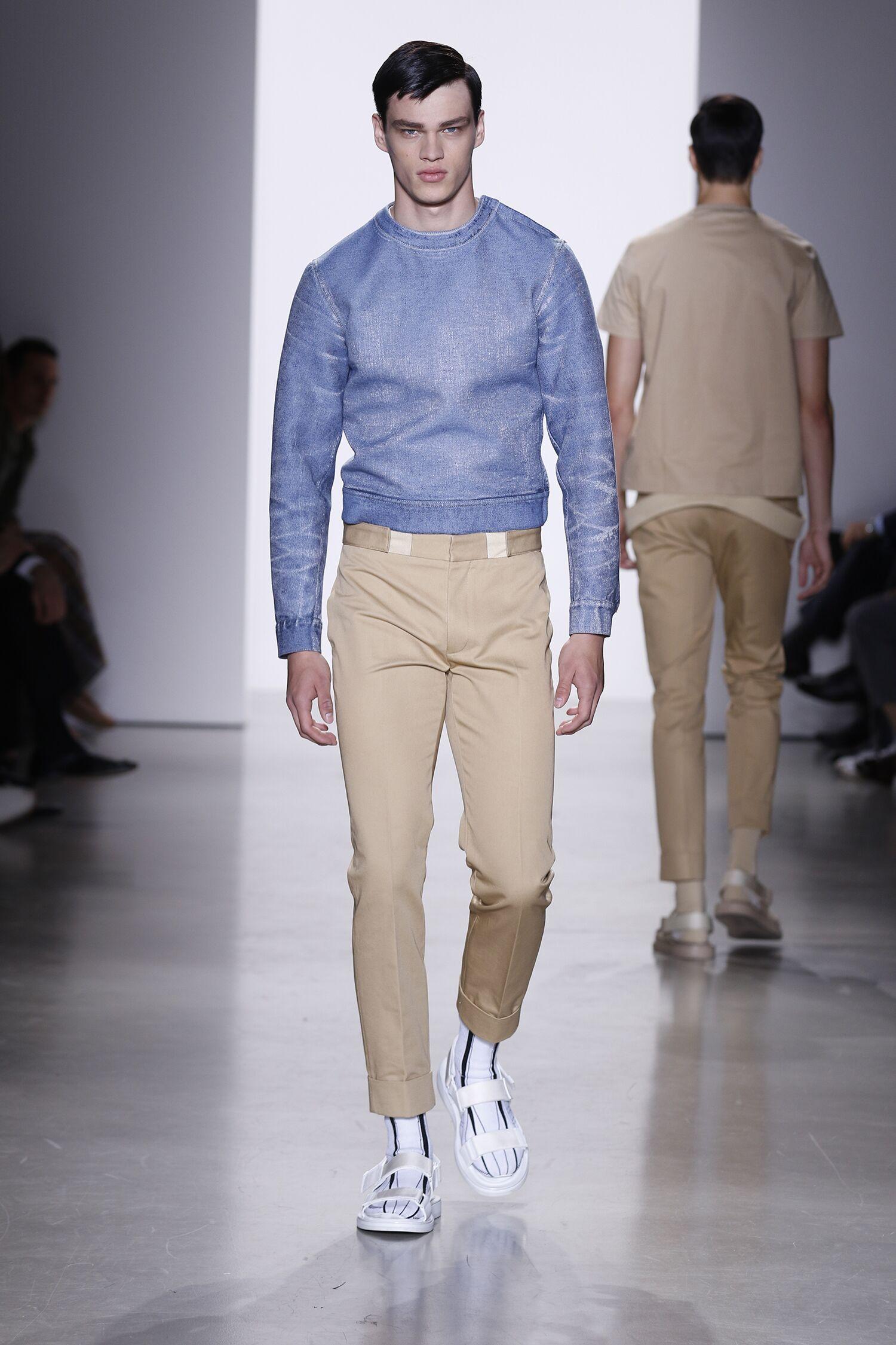 Summer 2016 Fashion Trends Calvin Klein Collection