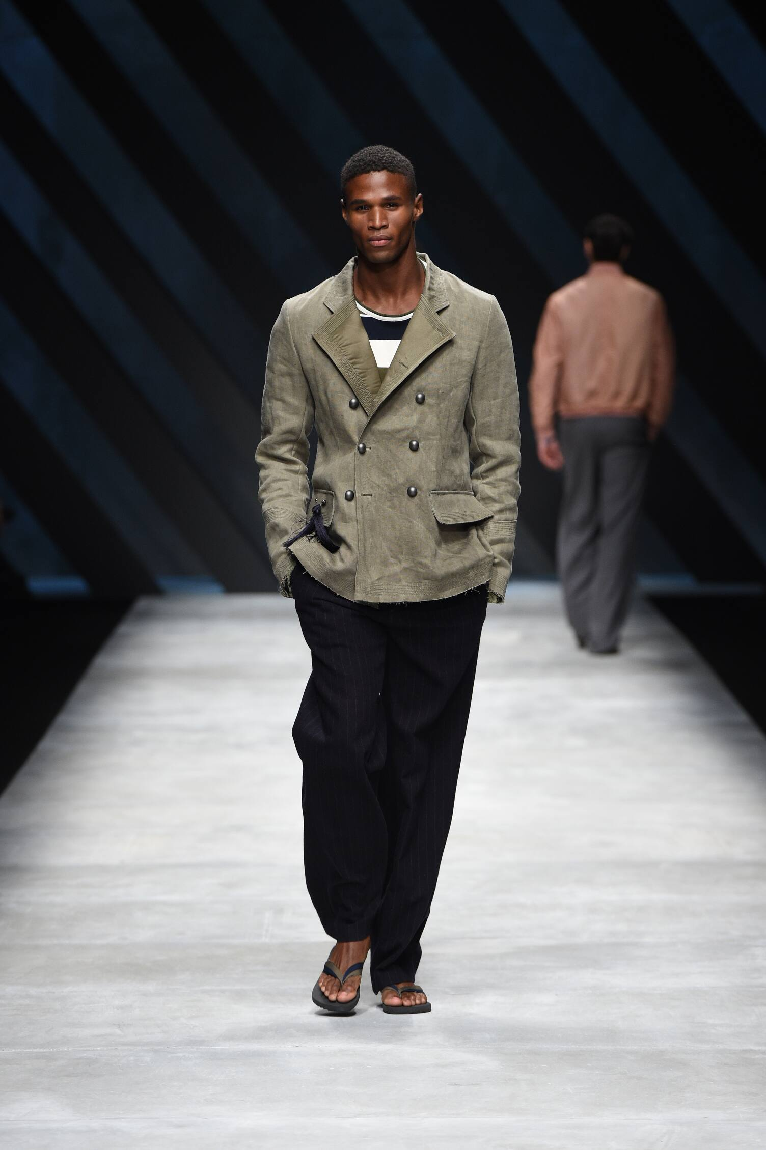 Summer 2016 Man Trends Ermanno Scervino Collection