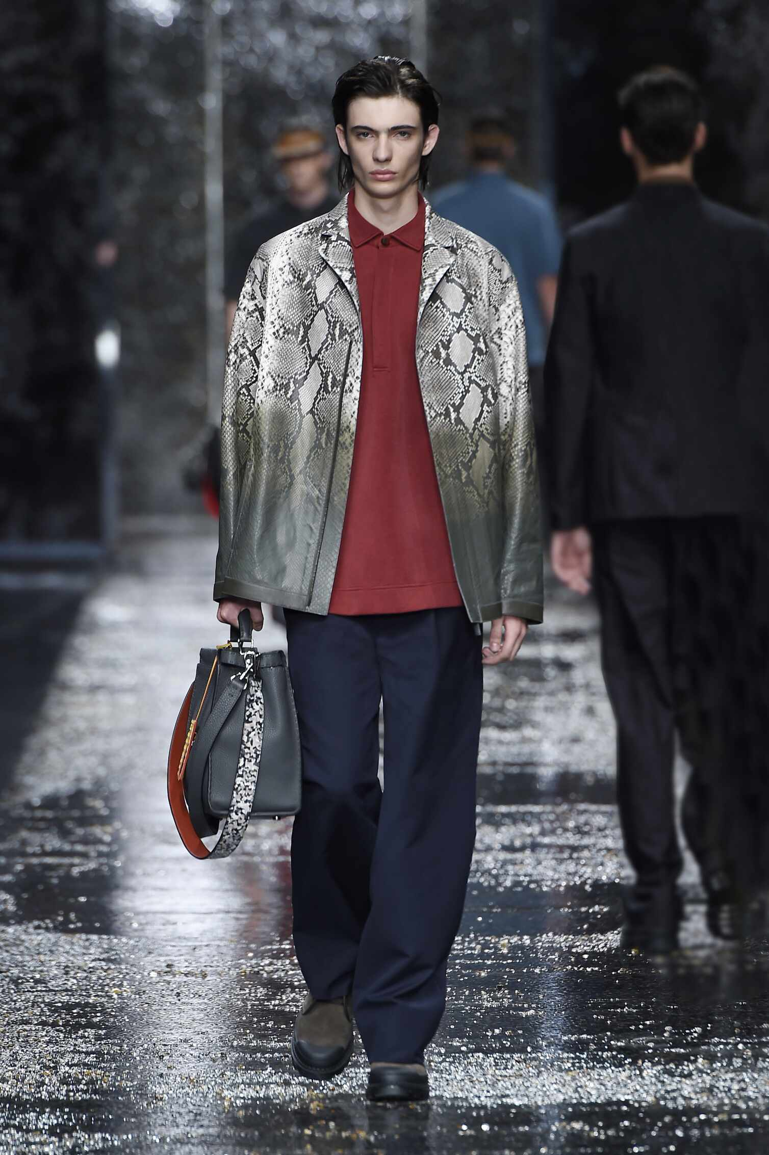 Summer 2016 Man Trends Fendi Collection