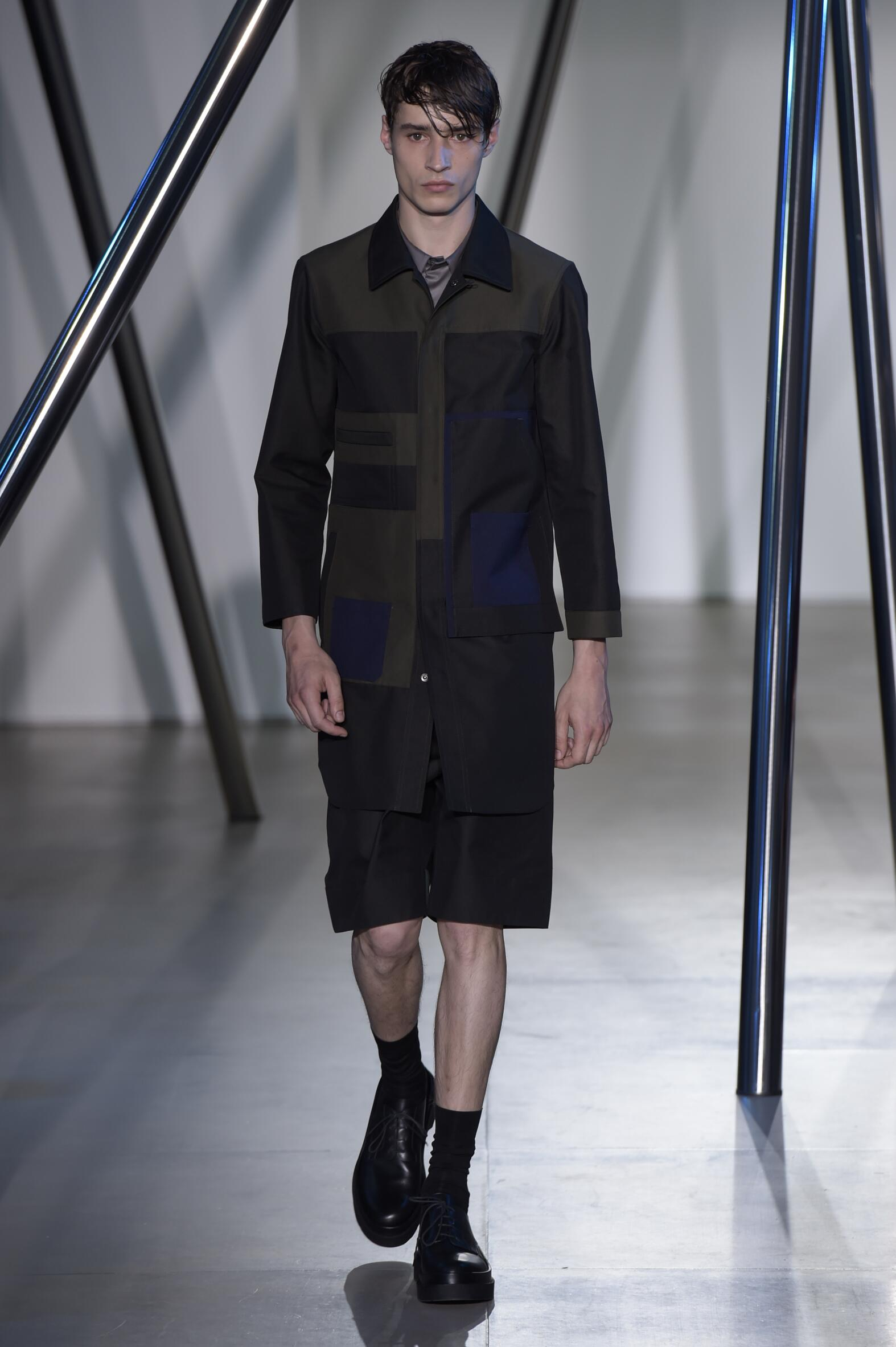Summer 2016 Man Trends Jil Sander Collection