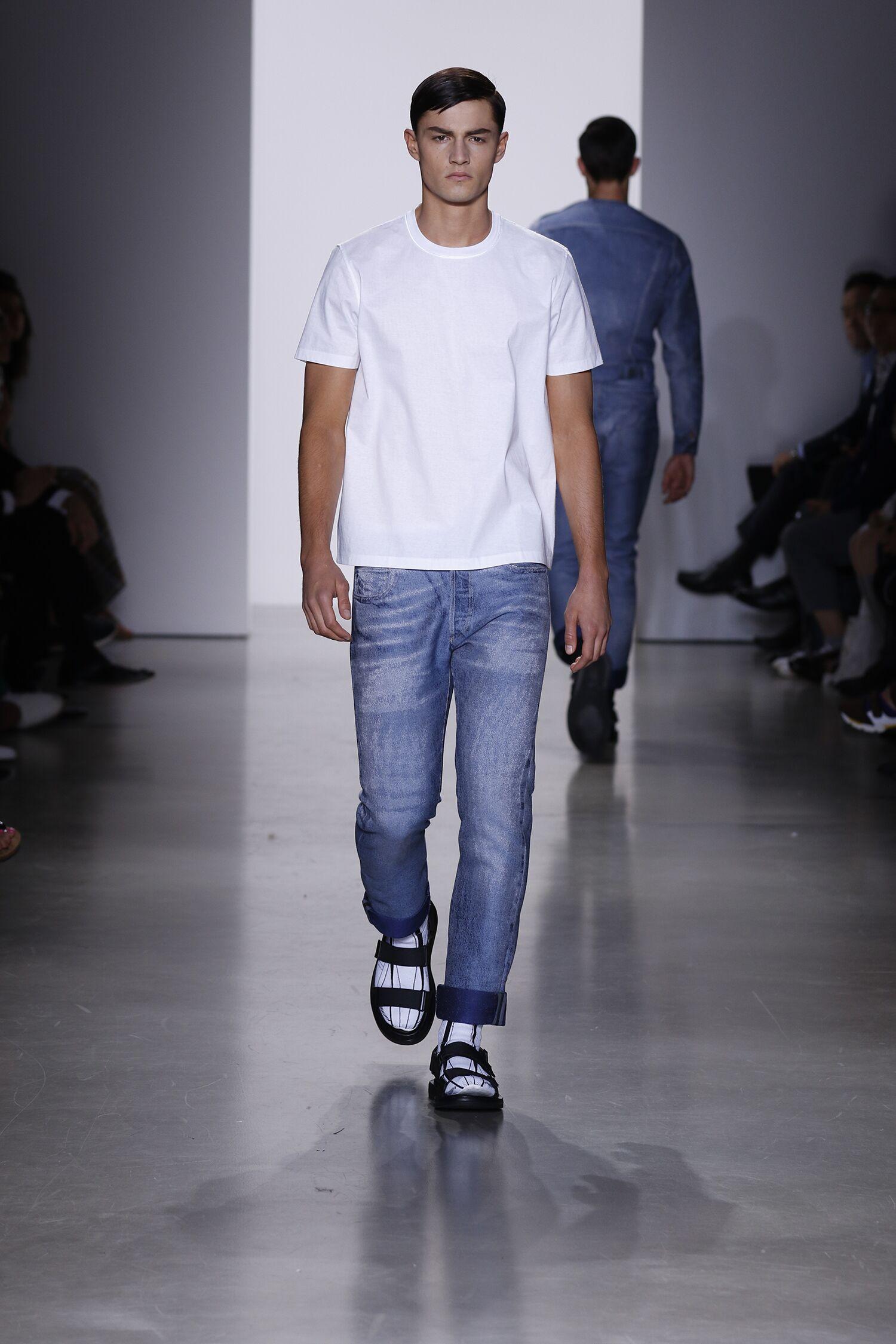 Summer Fashion Trends 2016 Calvin Klein Collection