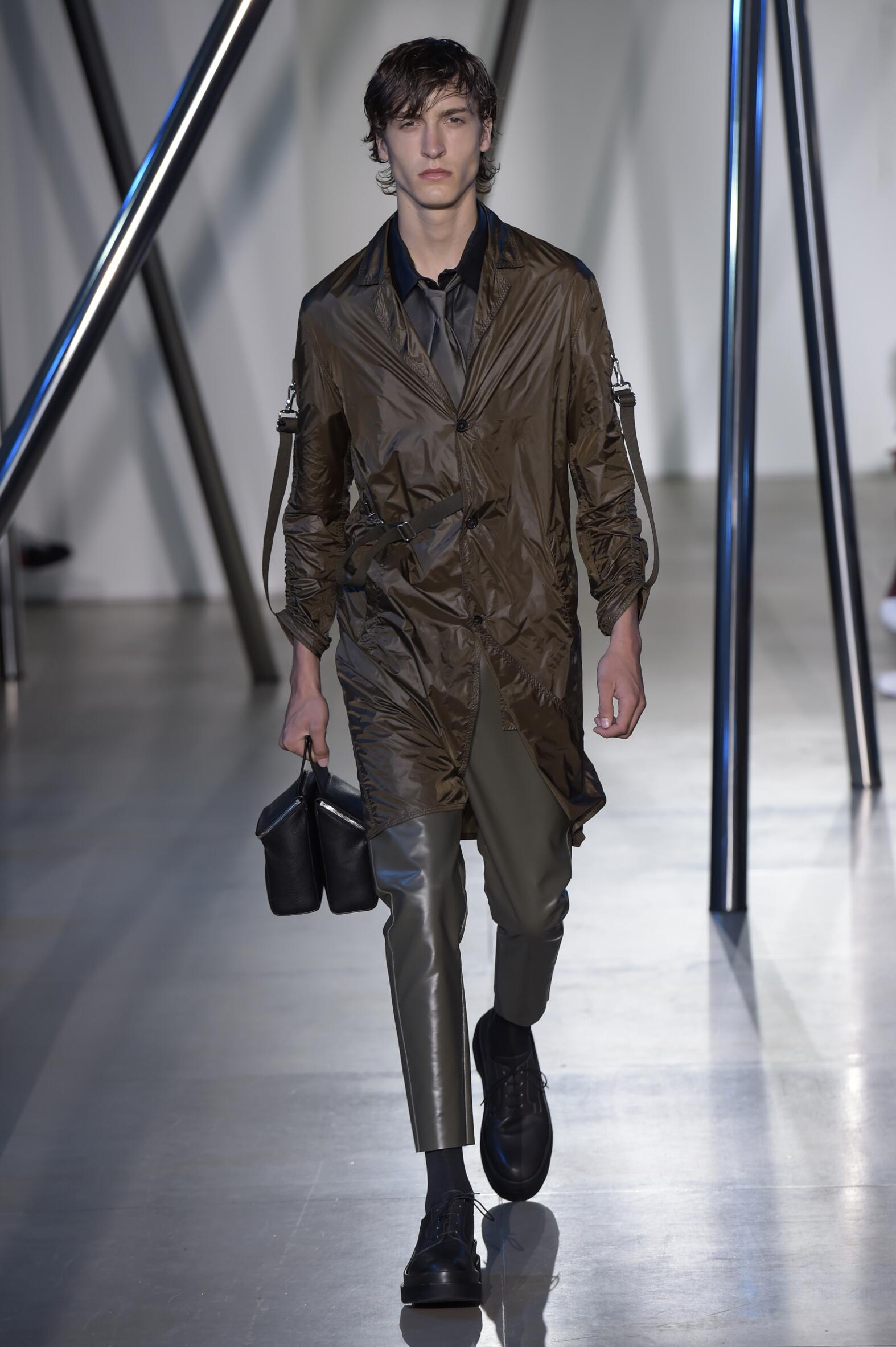 Summer Fashion Trends 2016 Jil Sander Collection