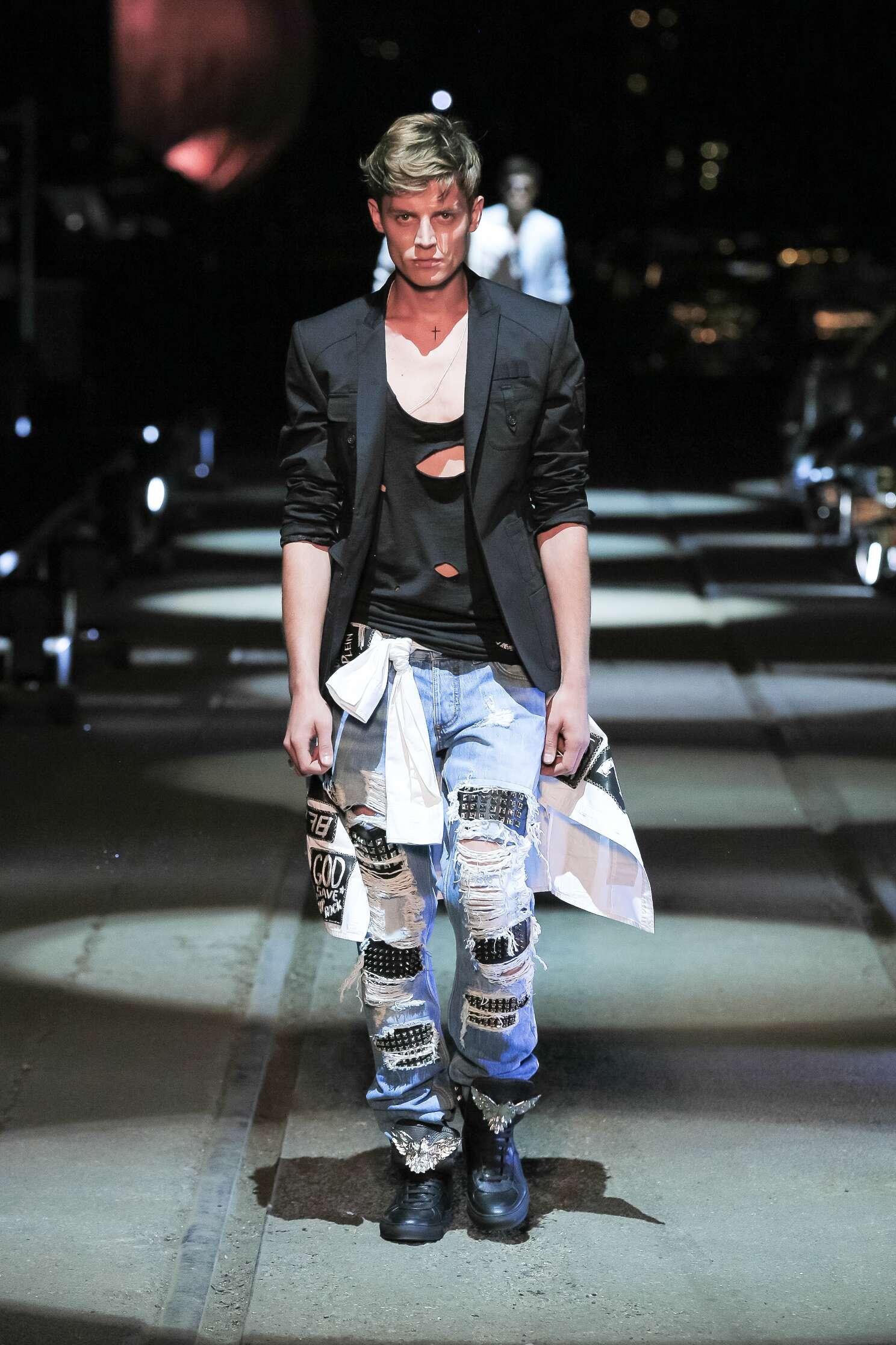 Summer Fashion Trends 2016 Philipp Plein Collection