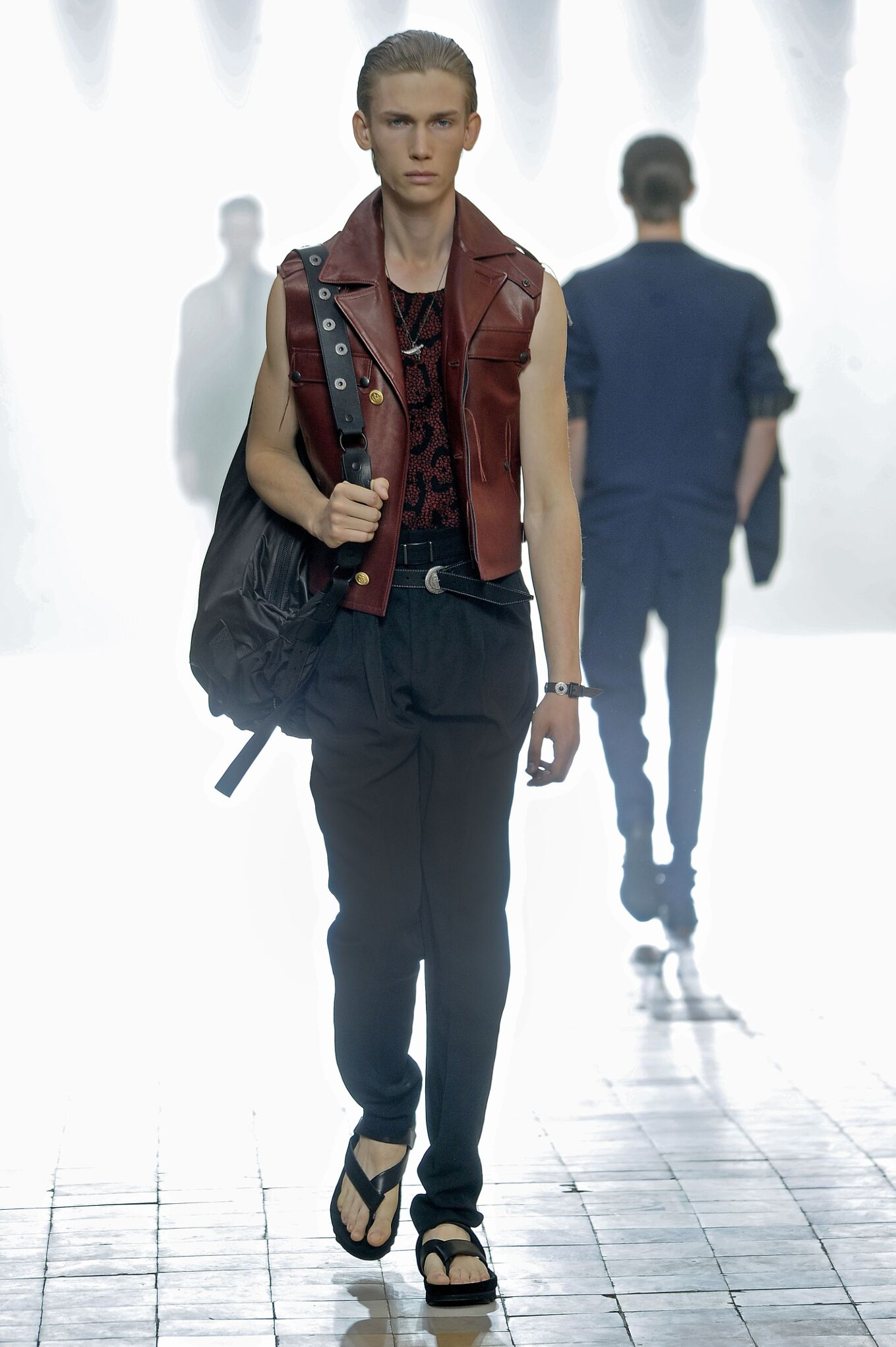 2016 Spring Fashion Man Lanvin Collection