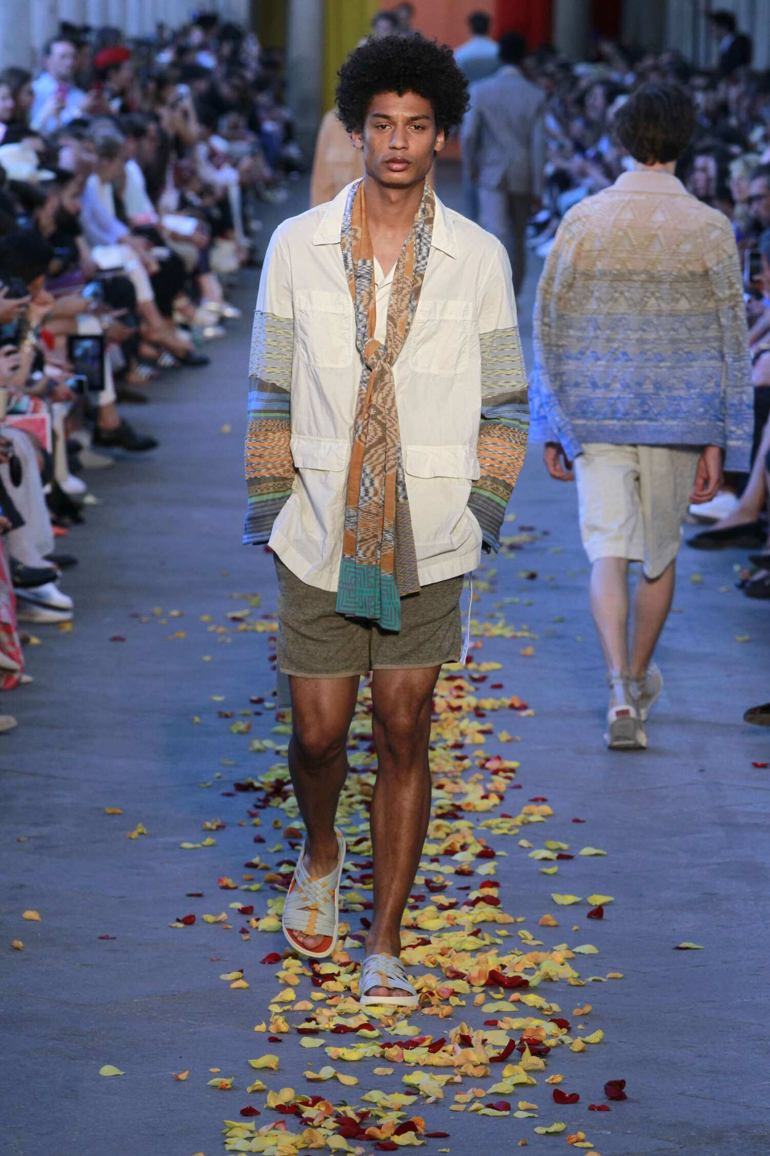 2016 Spring Fashion Man Missoni Collection