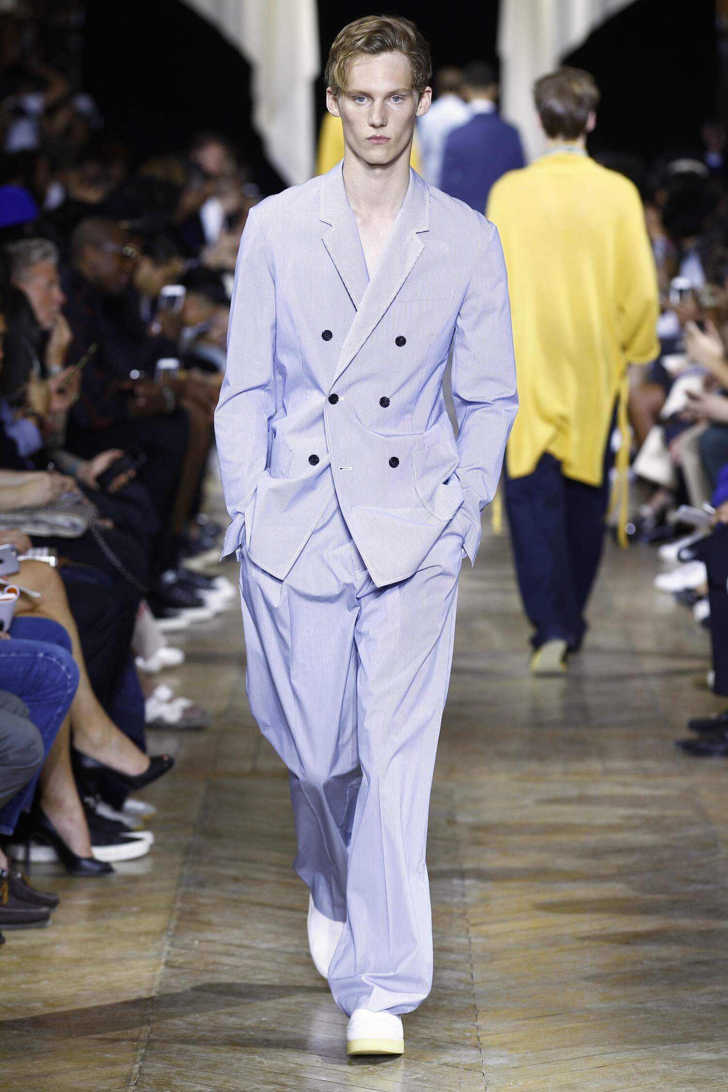 2016 Spring Fashion Man Phillip Lim Collection