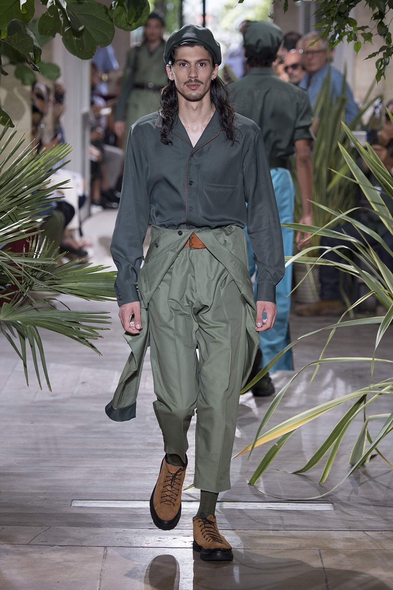 2016 Spring Fashion Man Umit Benan Collection