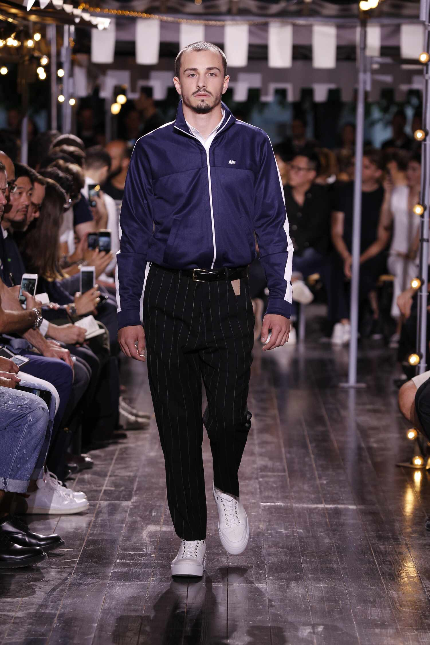 Ami Collection Catwalk