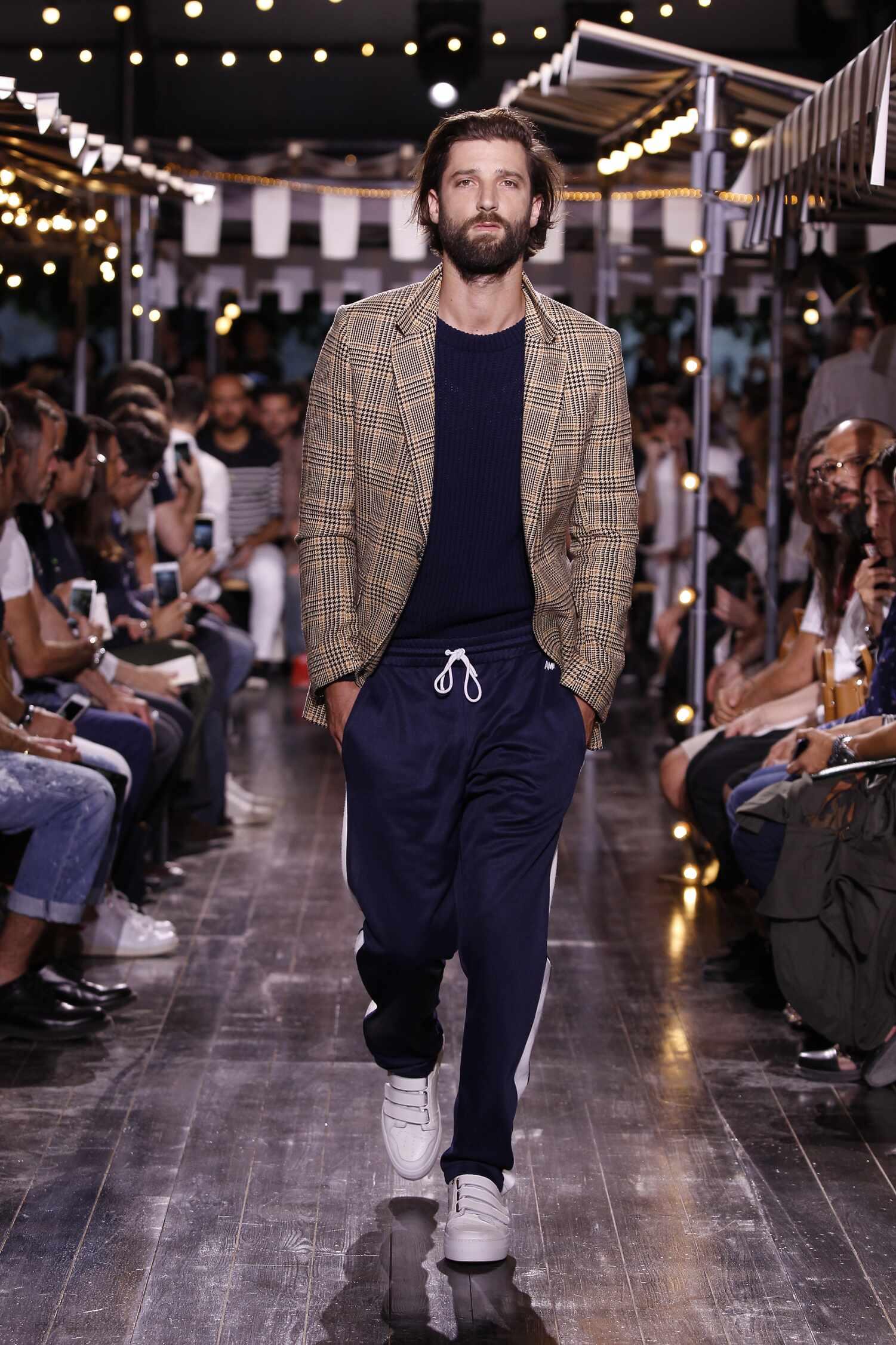 Ami Collection Paris Fashion Week Menswear
