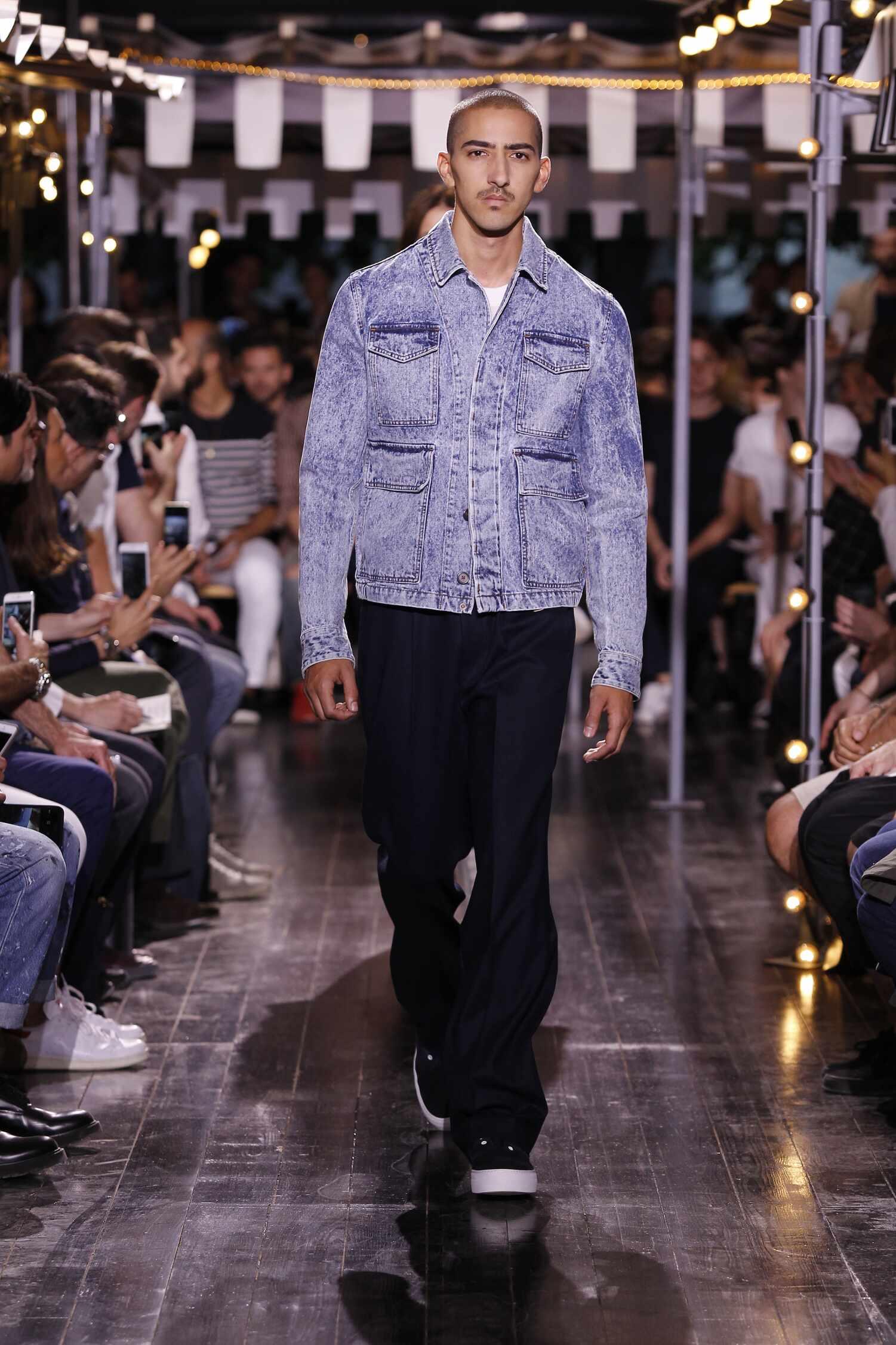 Ami Collection Paris Fashion Week