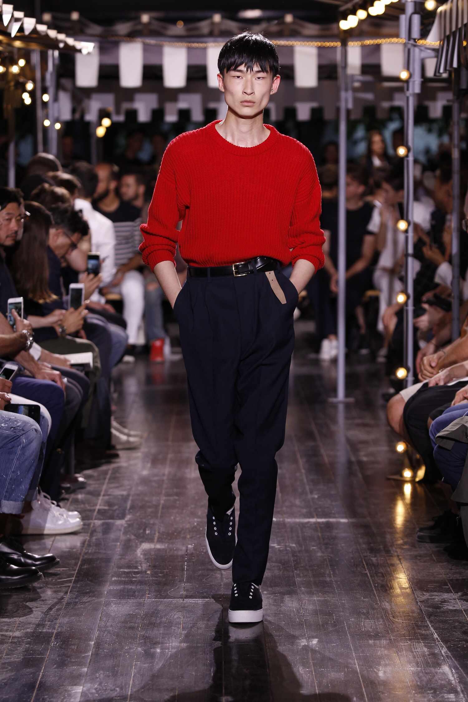 Ami Spring Summer 2016 Mens Collection Paris Fashion Week