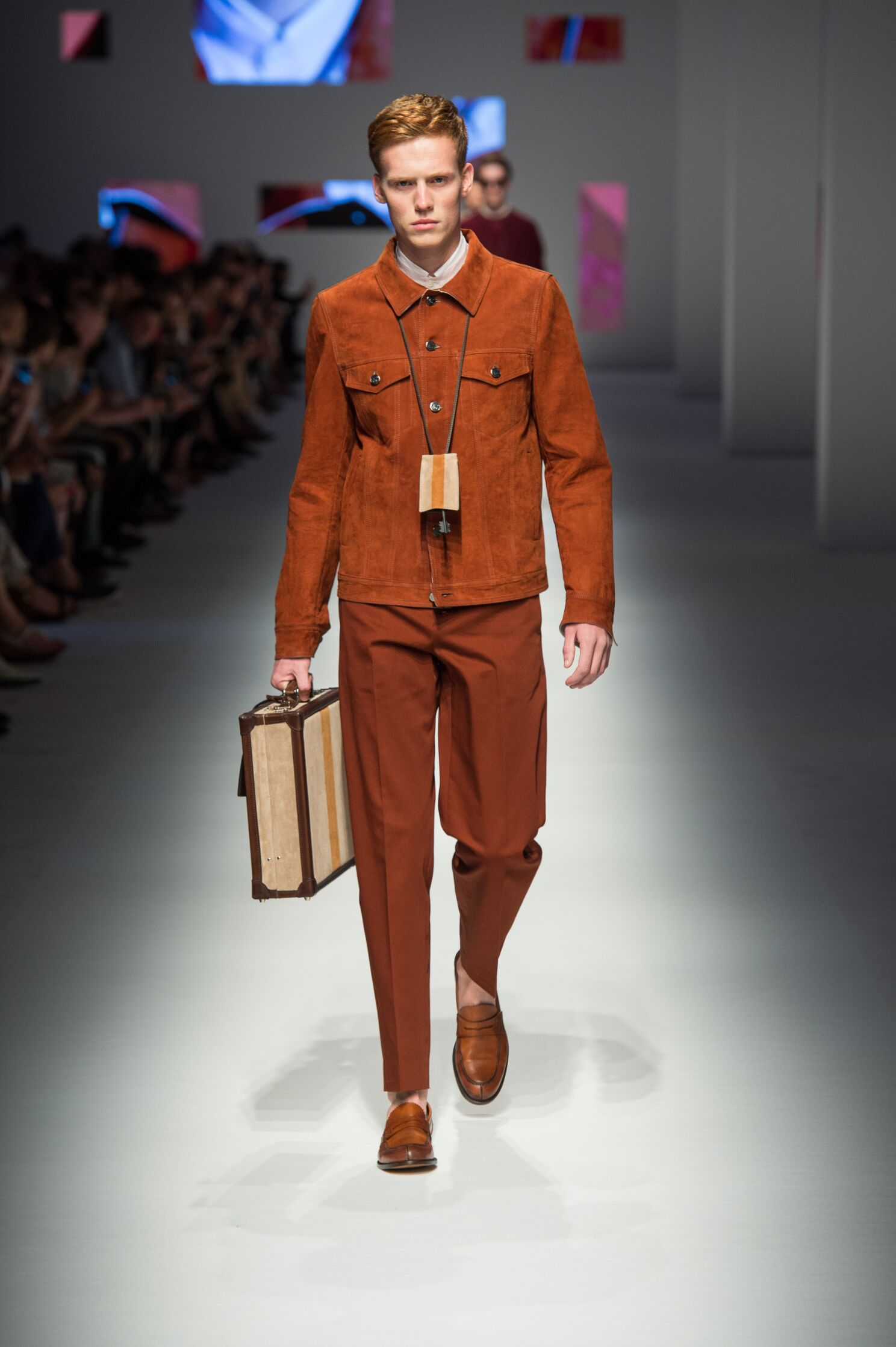 Canali Collection Catwalk