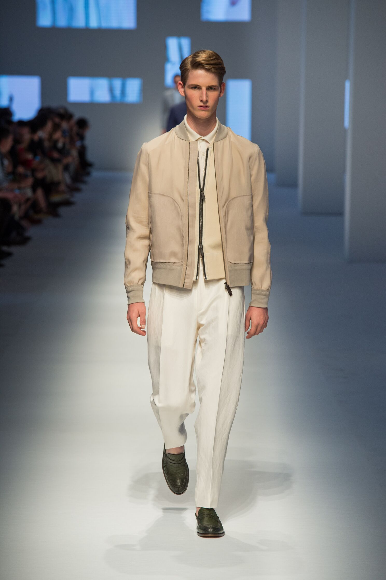 Canali Collection Man Milan Fashion Week