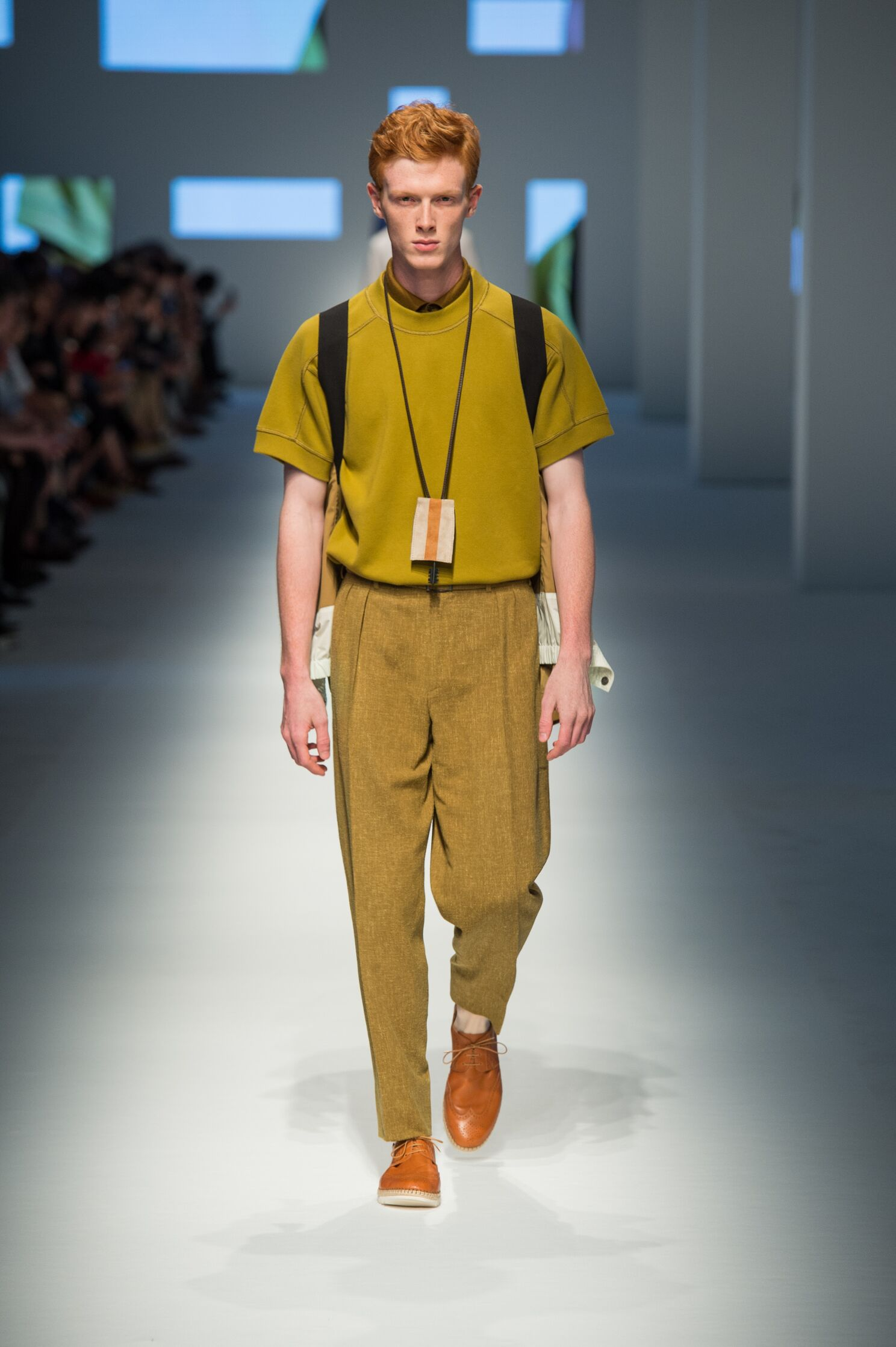 Canali Collection Summer 2016 Catwalk