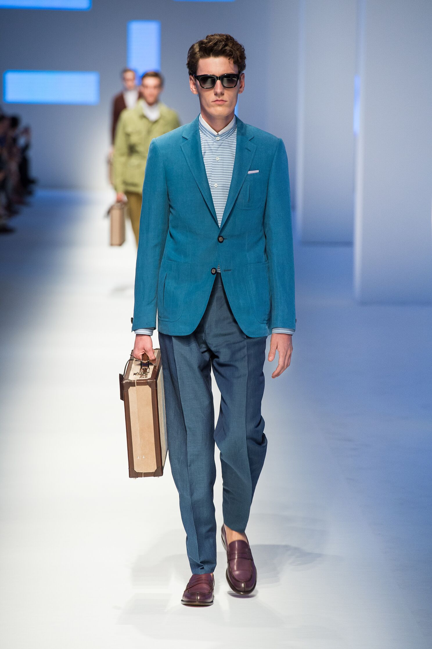 Canali Men's Collection 2016