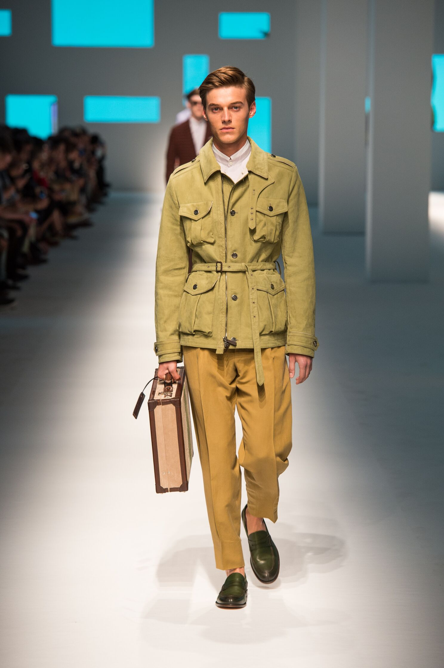 Canali Spring Summer 2016 Mens Collection Milan Fashion Week