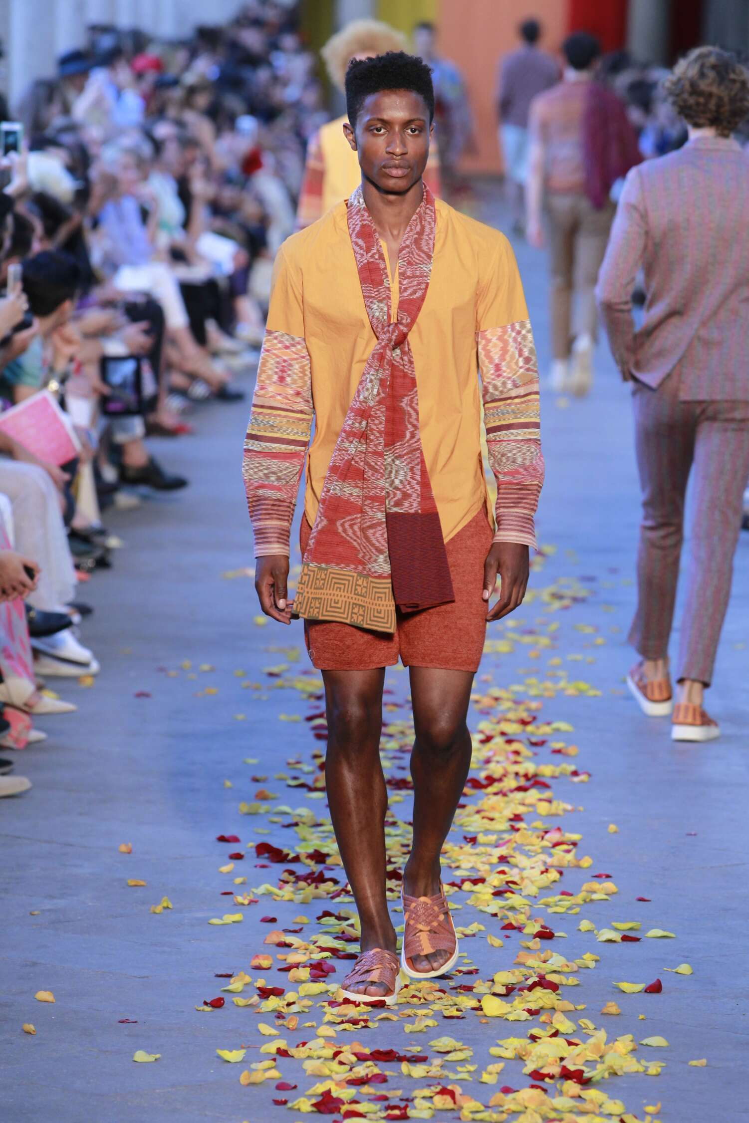 Missoni Spring Summer 2016 Men S Collection The Skinny Beep