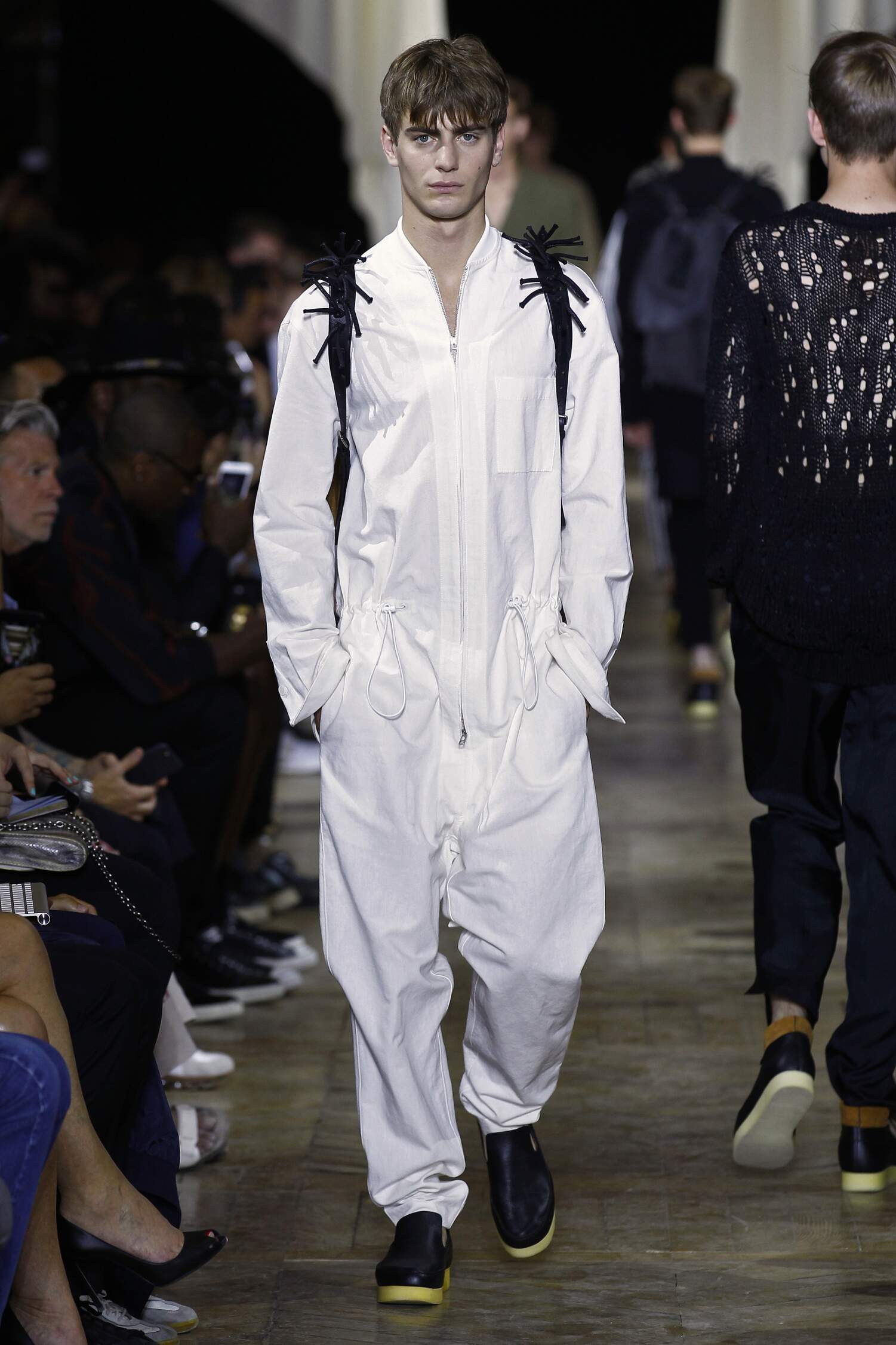Catwalk Phillip Lim Menswear Collection Summer 2016