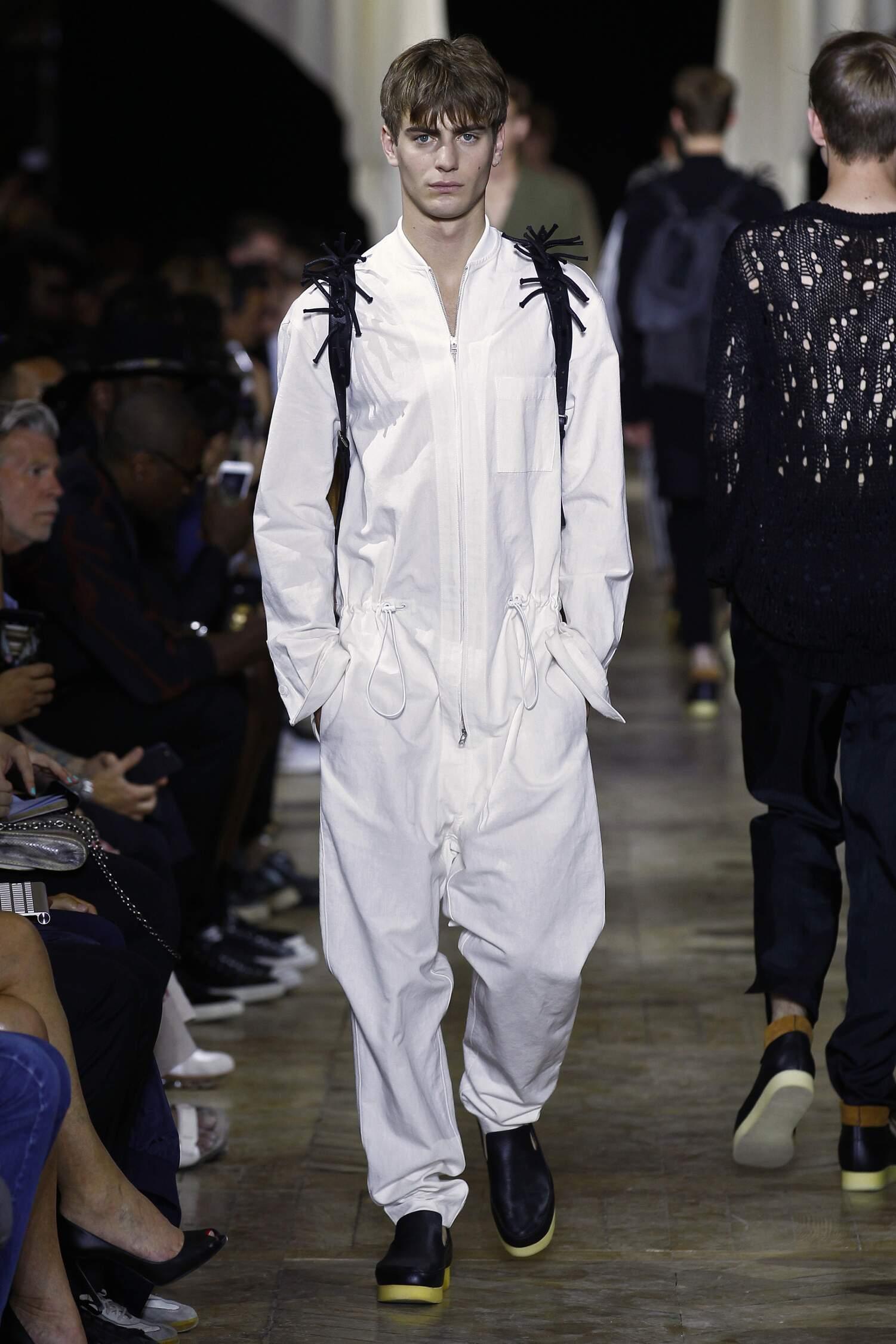 Catwalk Phillip Lim Menswear Collection Summer 2016