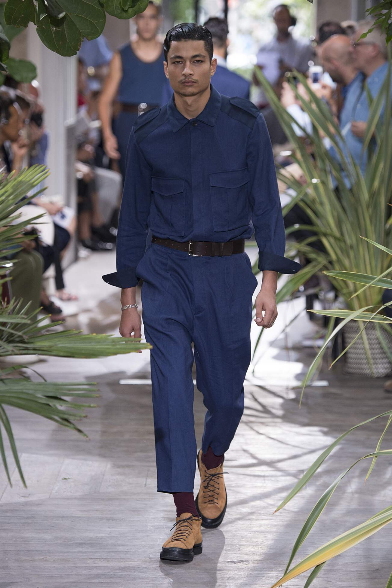 Fashion Menswear Umit Benan Collection Catwalk