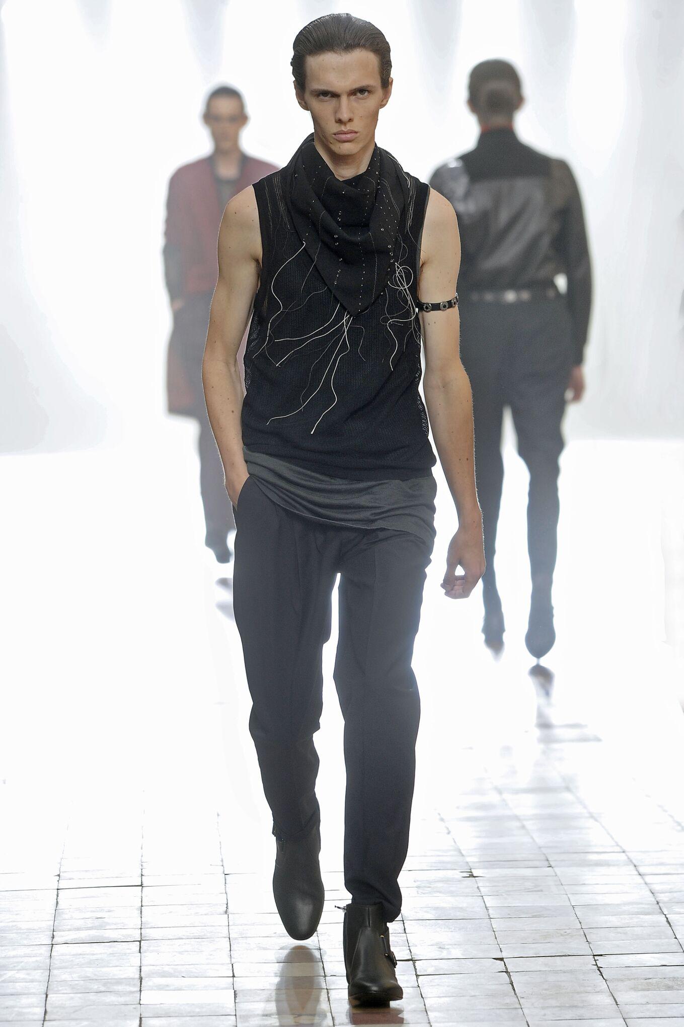 Fashion Show SS 2016 Lanvin Menswear