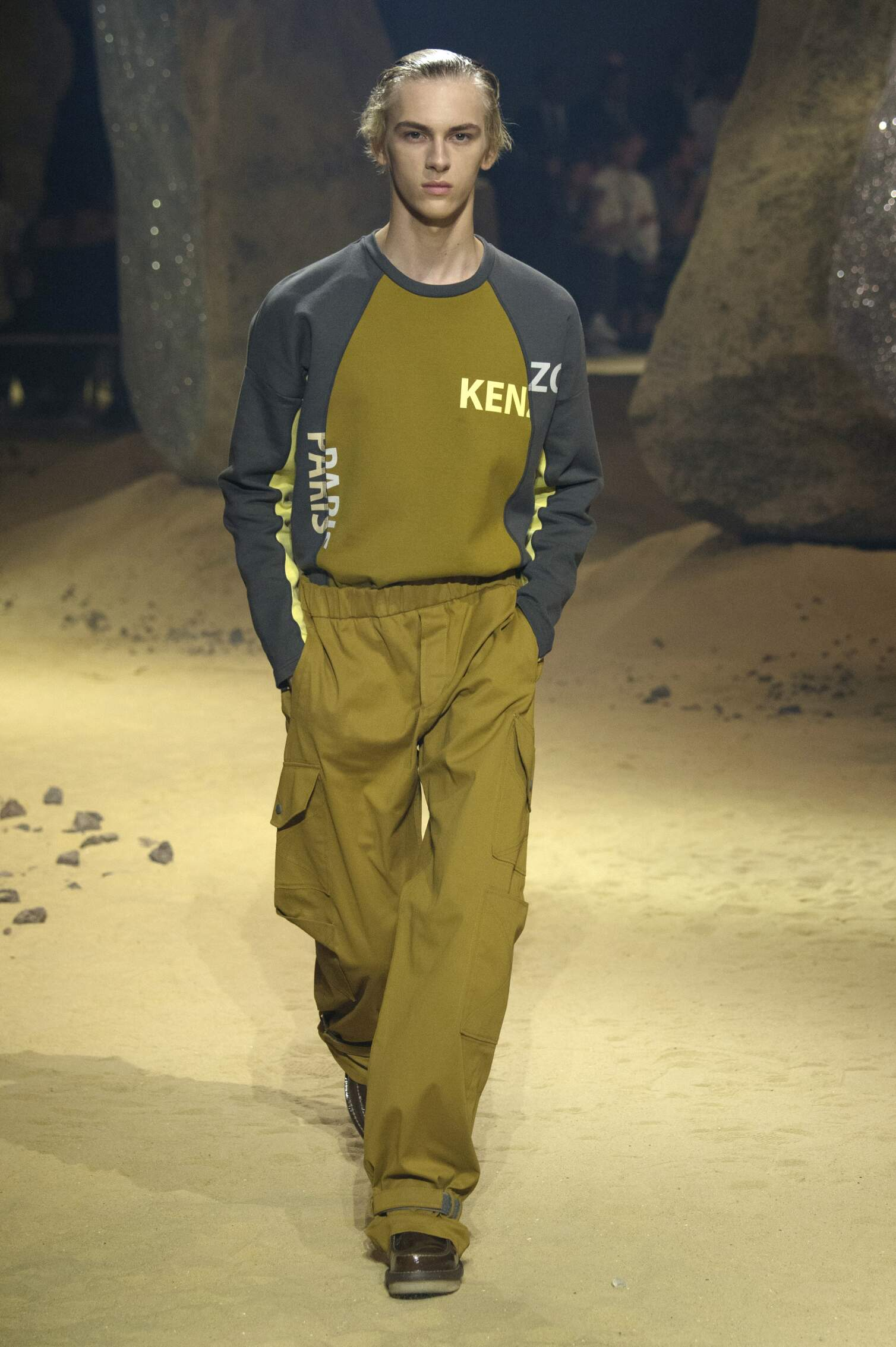 Kenzo Collection Man Paris Fashion Week