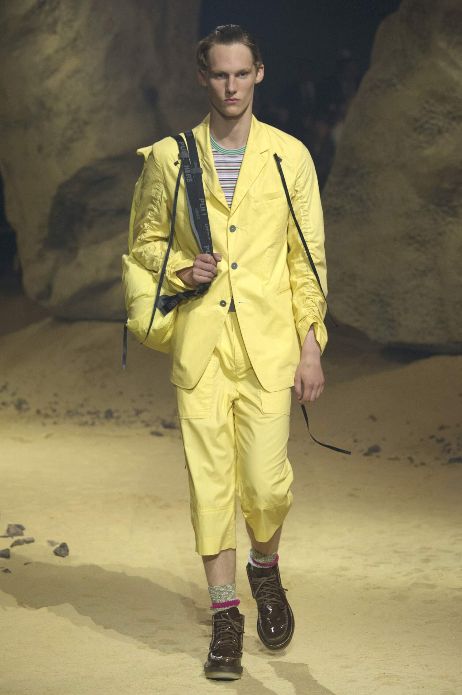 Kenzo Collection Men Style