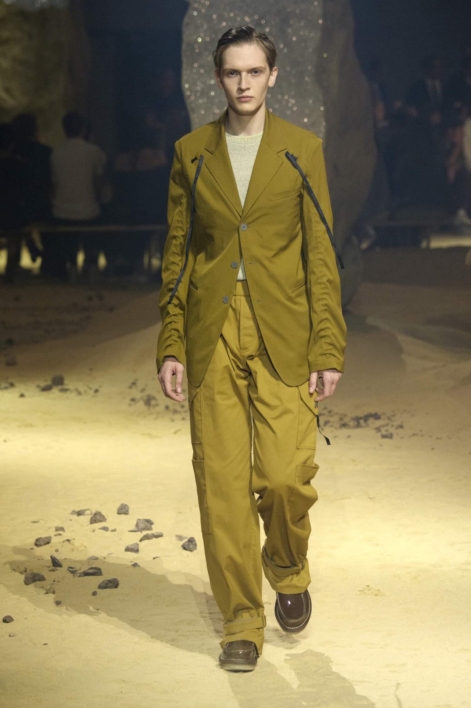 Kenzo Collection Paris Fashion Week Menswear