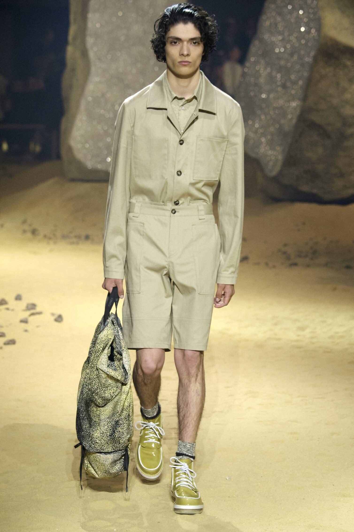 Kenzo Collection Paris Fashion Week