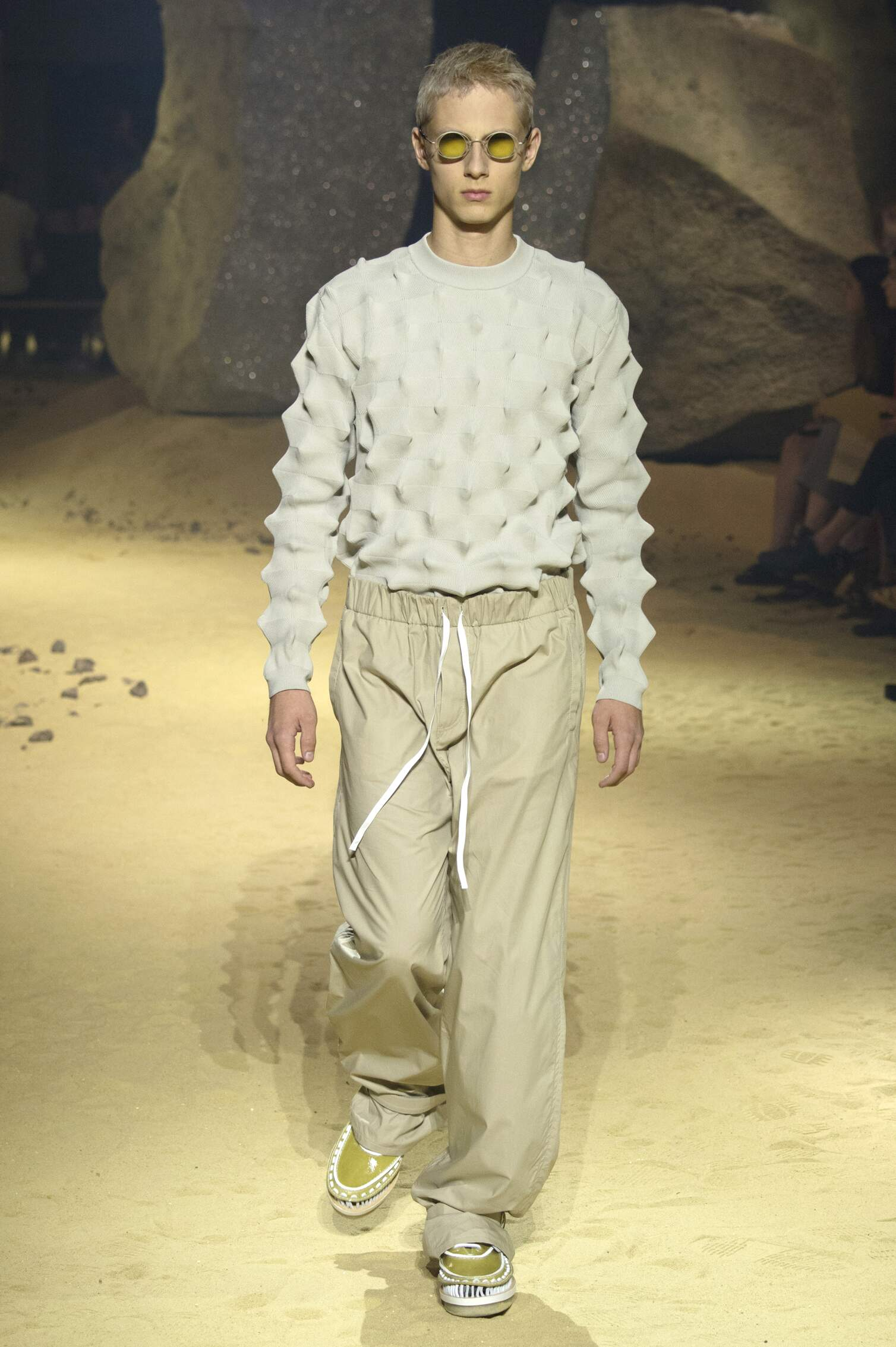 Kenzo Spring Summer 2016 Mens Collection Paris Fashion Week