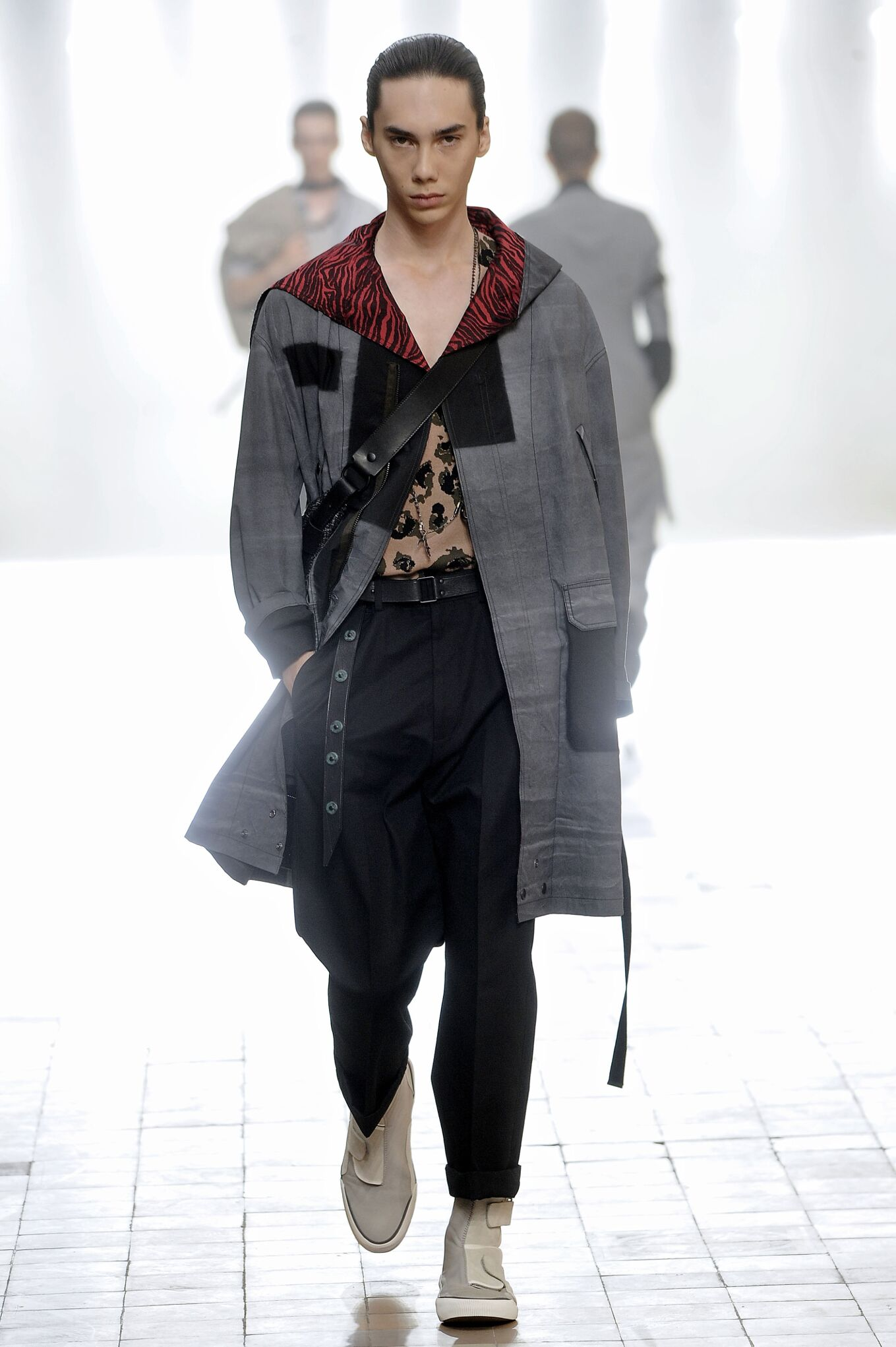 Lanvin Collection Paris Fashion Week Menswear